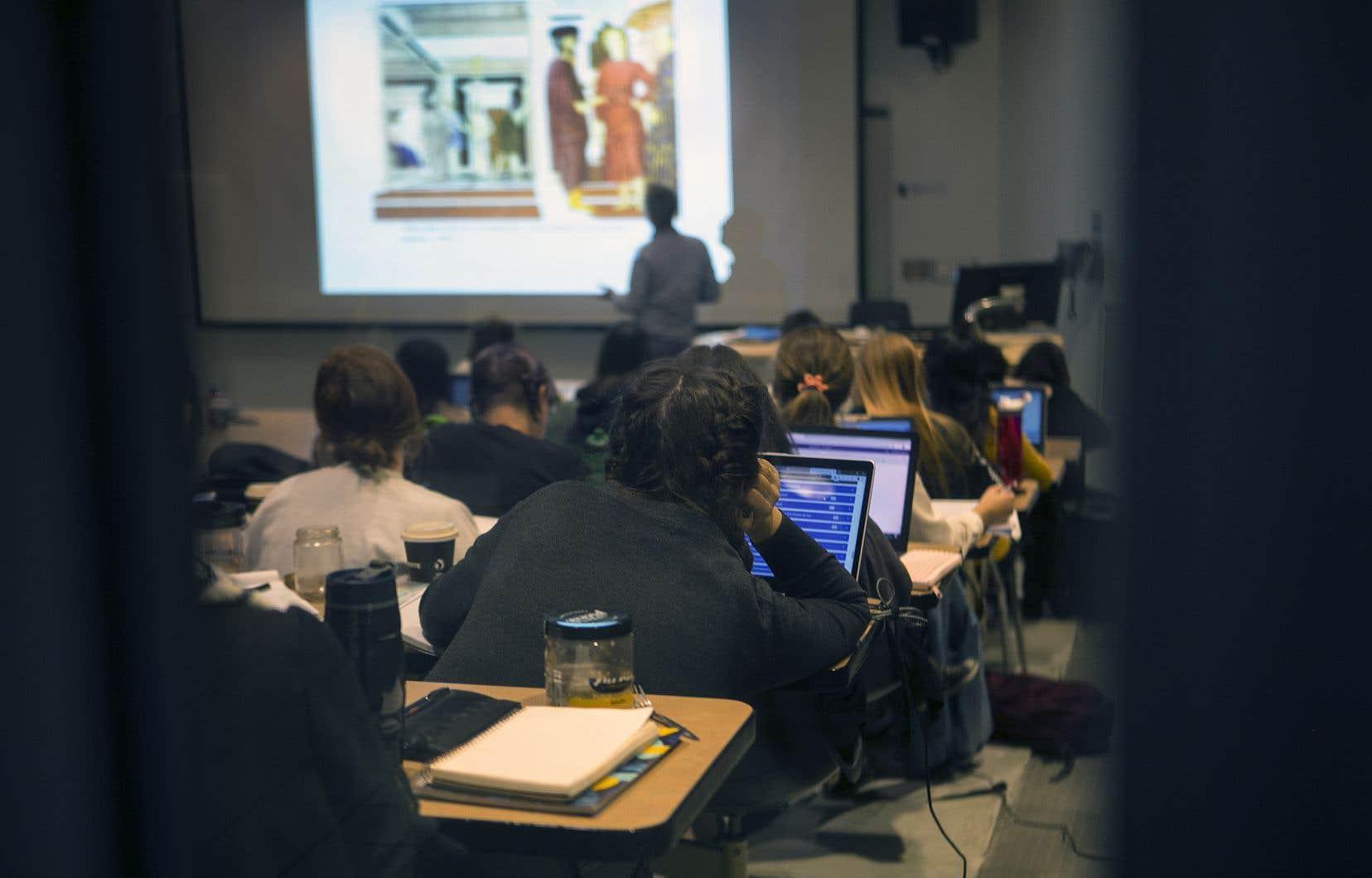 «La réalité est que l'encadrement québécois des écoles de langues et des étudiants étrangers doit effectivement être repensé en profondeur», croit l'auteur.