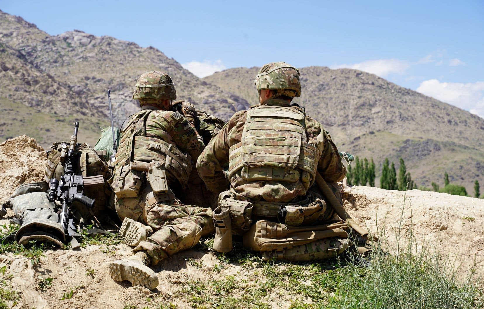 Les gouvernements américains ont assuré publiquement depuis 2002 qu'ils faisaient des progrès contre les insurgés en Afghanistan, tout en admettant le contraire en privé.
