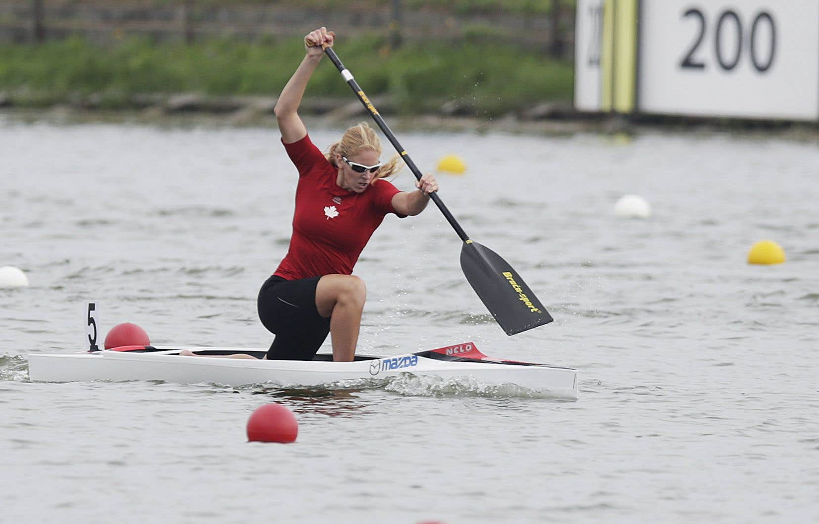 Laurence Vincent-Lapointe, qui représentait l'un des grands espoirs de médaille du Canada aux Jeux olympiques de Tokyo, a été suspendue à la suite d'un contrôle antidopage inopiné effectué à Montréal fin juillet.