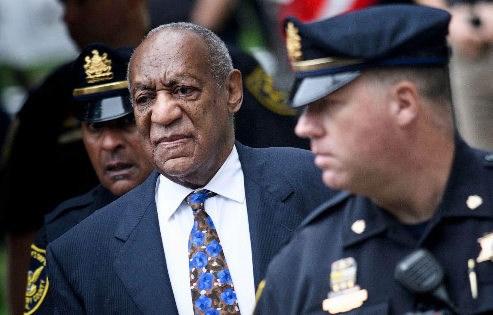 Bill Cosby avait été reconnu coupable par un tribunal de Norristown d'avoir agressé sexuellement Andrea Constand, une femme qu'il avait invitée à son domicile en 2004.
