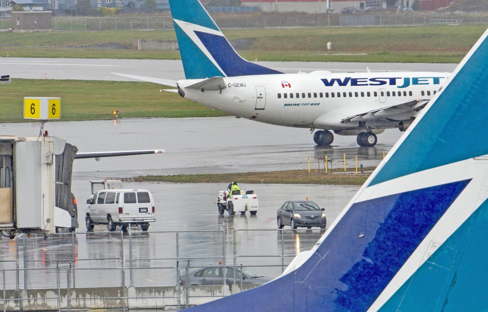 Au début de septembre, Air Canada avait contesté l'acquisition de WestJet par Onex.
