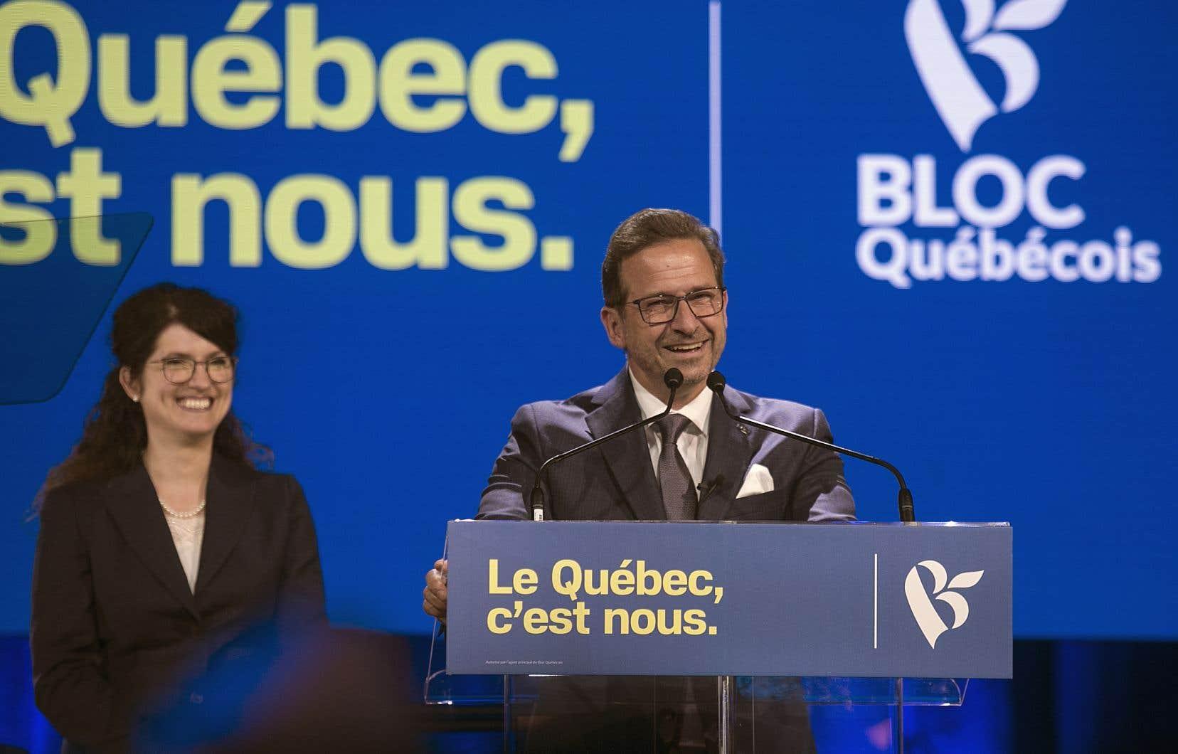 Le mandat premier du chef bloquiste, estime l'auteur, est de promouvoir la souveraineté du Québec.