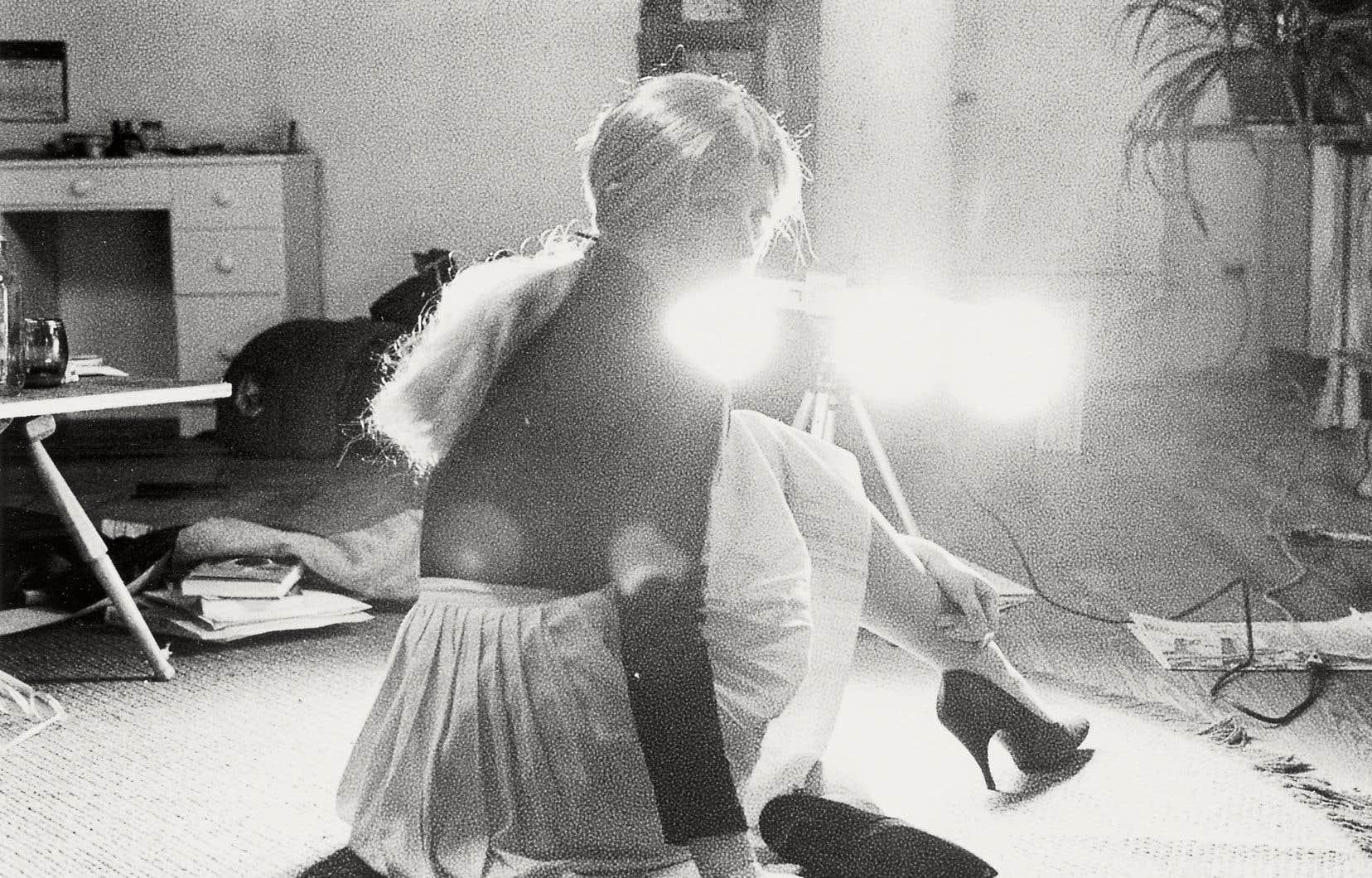 Cindy Sherman (née en 1954), «Photogramme sans titre no 62, 1977-<br /> 2003», épreuve à la gélatine argentique, 2/10.