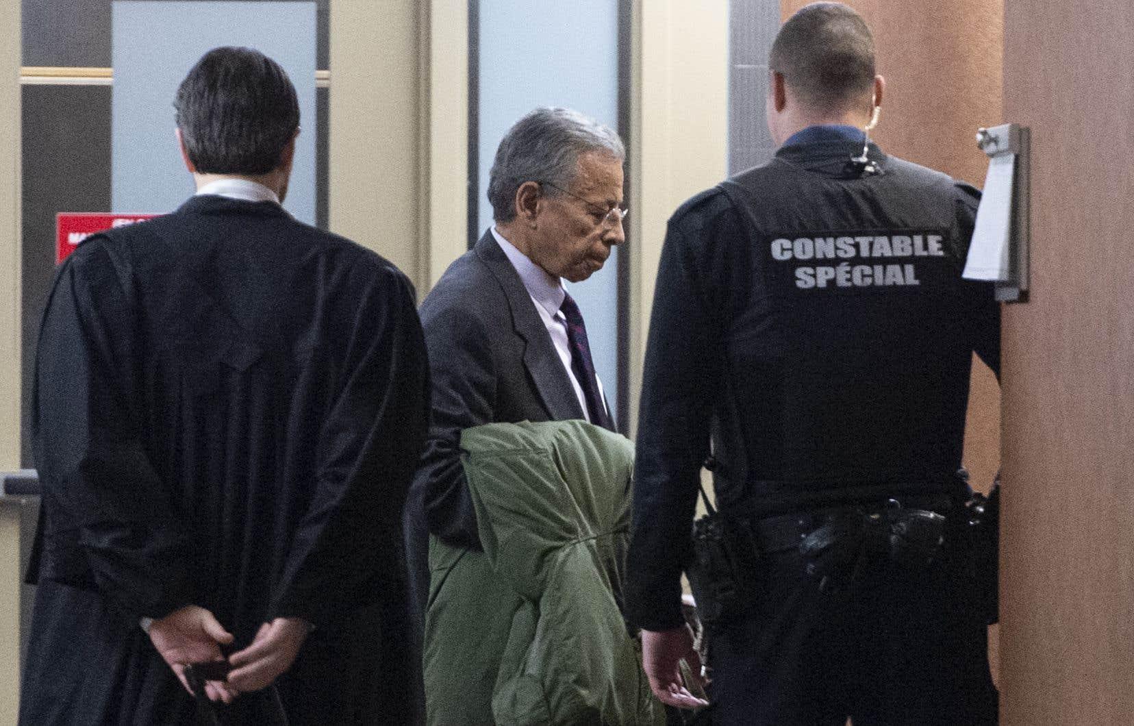 L'ancien cadre de SNC-Lavalin Sami Bebawi fait face à cinq chefs d'accusation.