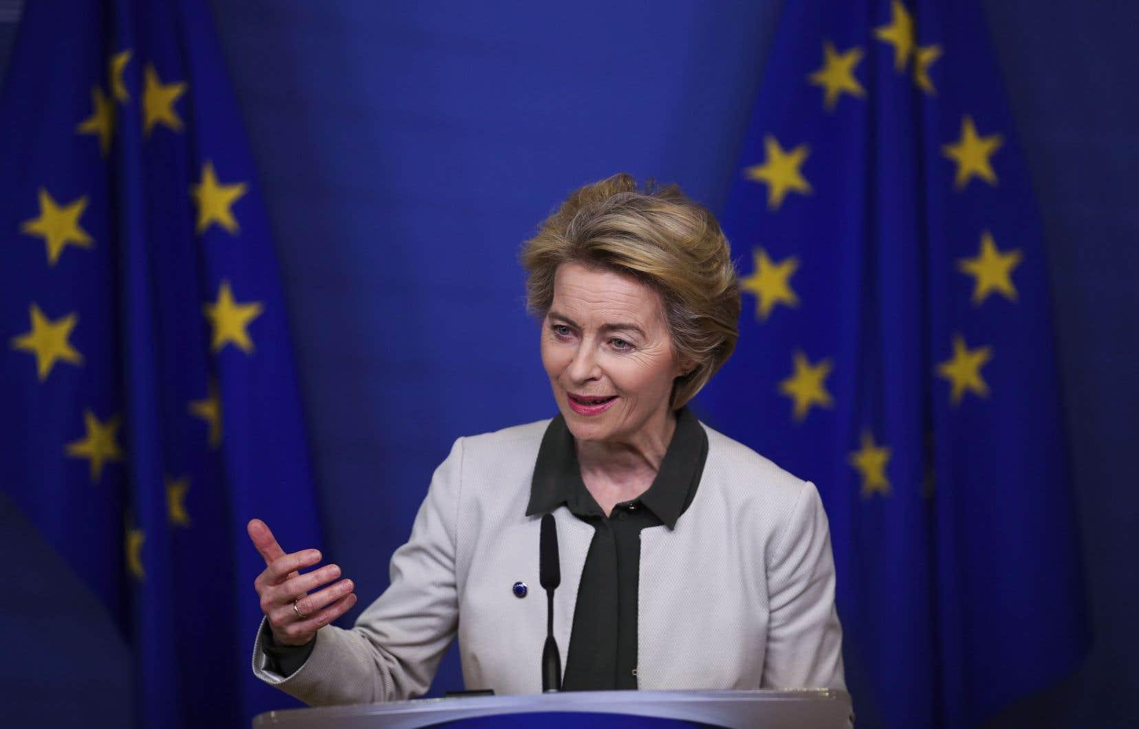 La nouvelle présidente de la Commission européenne, Ursula von der Leyen, a présenté son «Pacte vert» mercredi, dix jours après son entrée en fonction à la tête de l'exécutif européen.