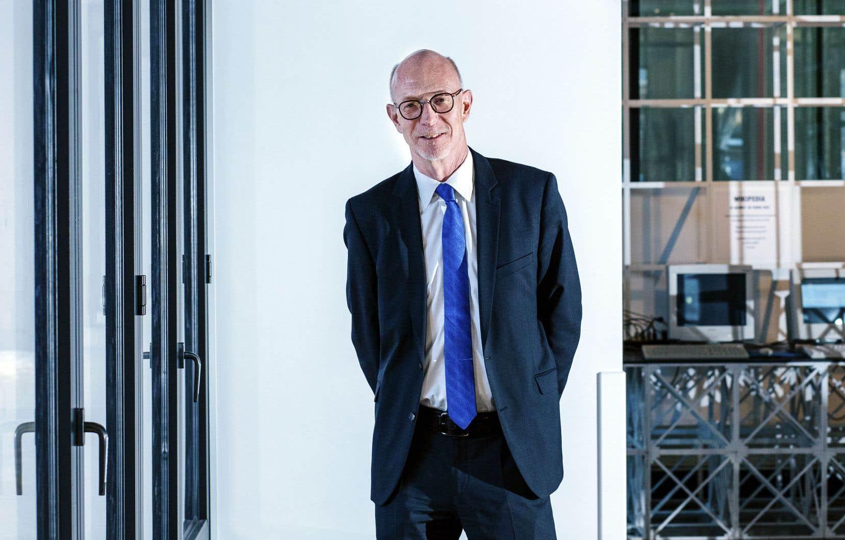 Graham Carroccupait le siège de recteur intérimaire depuis le départ de son prédécesseur en juillet dernier. Il a été confirmé au poste de grand patron par le conseil d'administration de l'université.