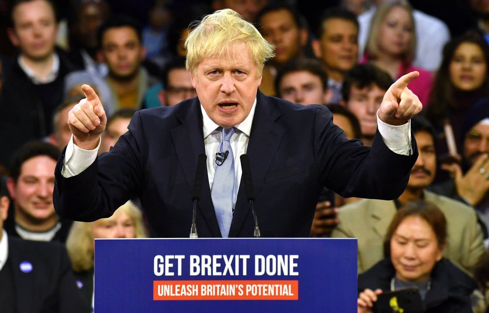 Le raz-de-marée conservateur, mené par Boris Johnson, a mis jeudi soir sens dessus dessous le paysage politique britannique.