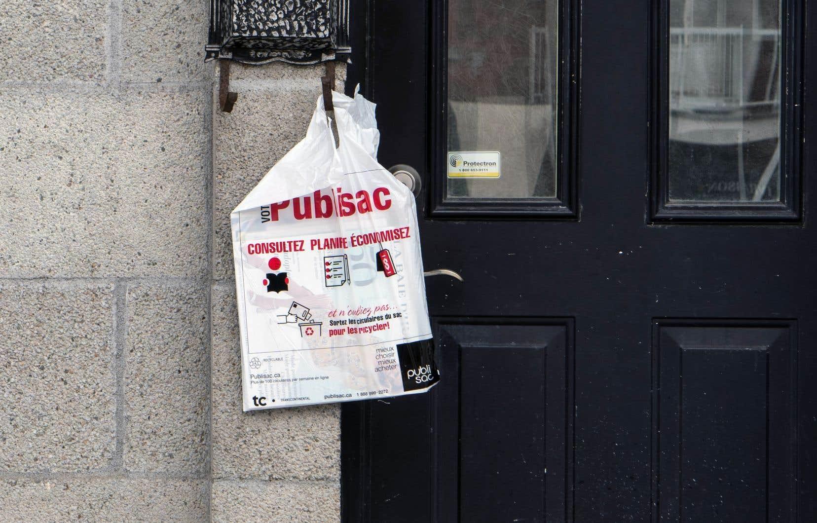 FrançoisOlivier a dit être d'avis que Transcontinental et Montréal peuvent s'asseoir et trouver différentes façons pour améliorer la distribution du Publisac.