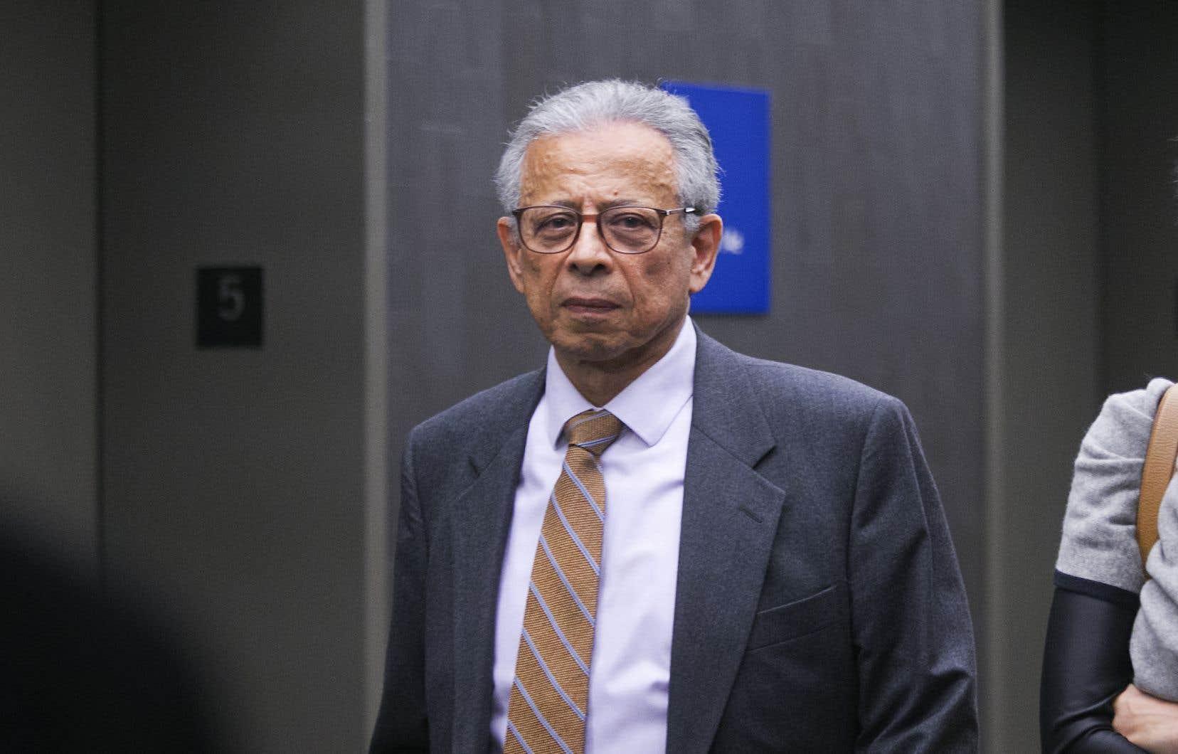 Sami Bebawi pourrait écoper d'une peine d'emprisonnement allant jusqu'à 14ans pour le chef de fraude.