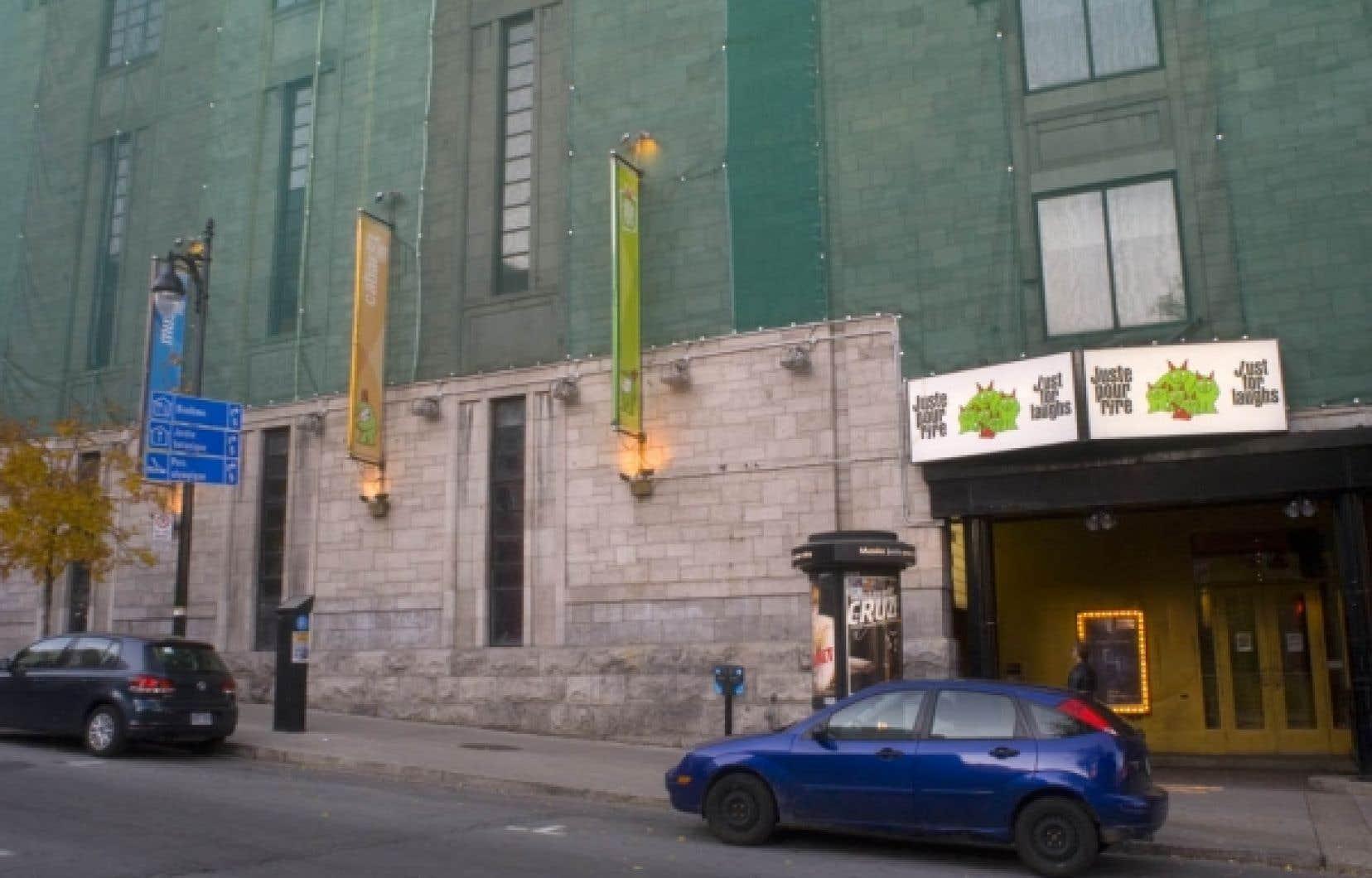 Le Mus&eacute;e Juste pour rire, situ&eacute; sur le boulevard Saint-Laurent, &agrave; Montr&eacute;al, mettra la cl&eacute; dans la porte. Cette fermeture, effective le 1er janvier, &eacute;tait devenue in&eacute;vitable.<br />