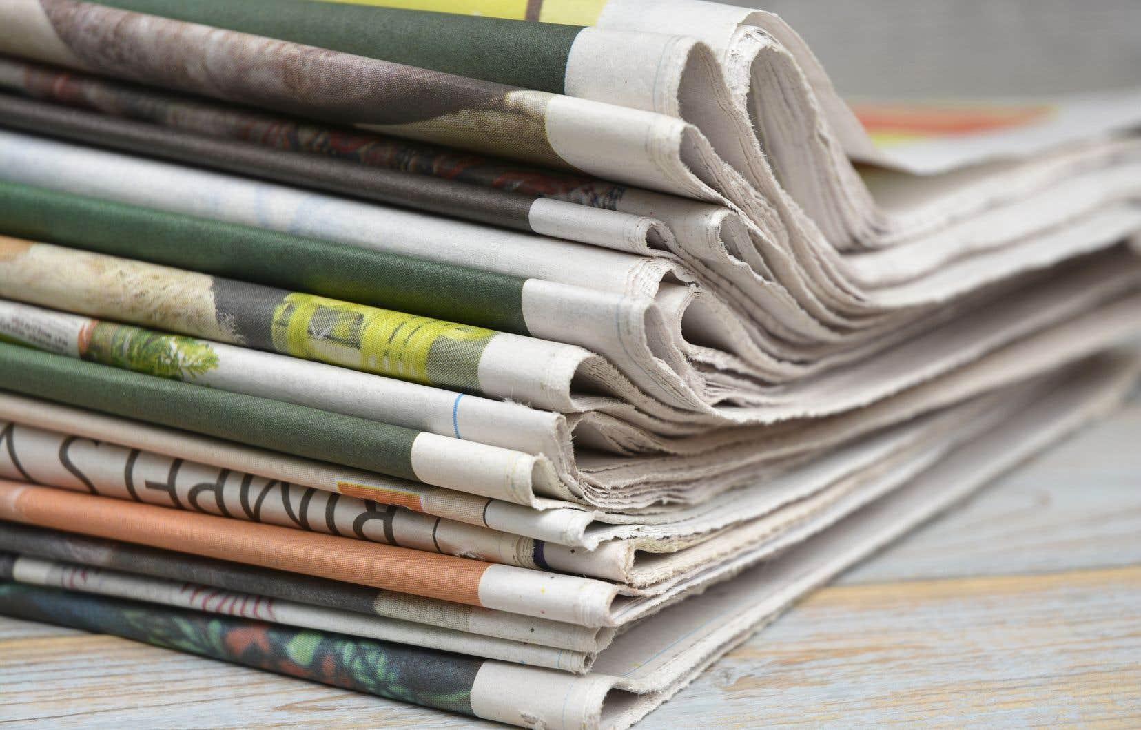 Desjardins a confirmé lundi avoir envoyé des offres conditionnelles aux coopératives engagées dans la relance de Groupe Capitales Médias.