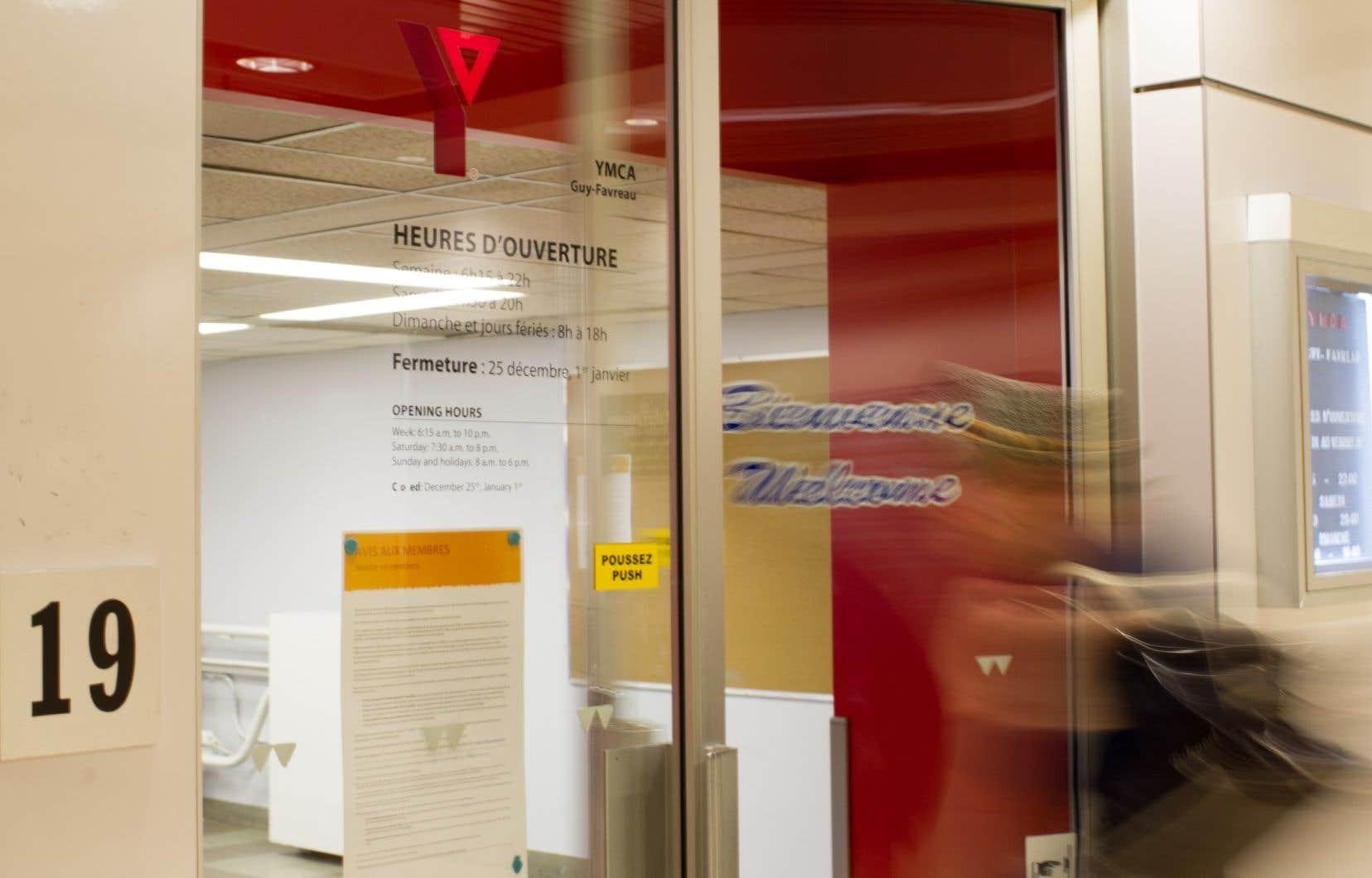 Les YMCA du Québec ont évoqué des coûts de rénovation trop élevés pour justifier la fermeture du YMCA Guy-Favreau.