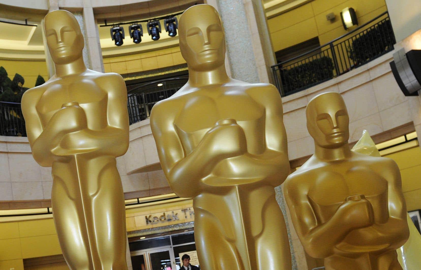 Trois courts métrages canadiens font partie de la courte liste des nominations aux Oscars.