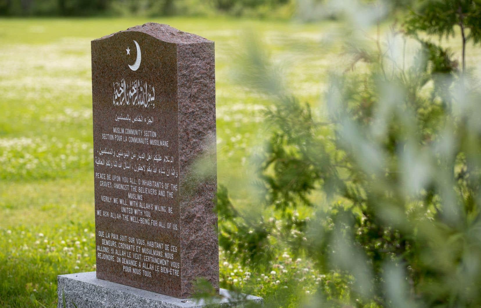 Une fois toutes les étapes franchies, le terrain abritera le premier cimetière dédié à la communauté musulmane dans la capitale.