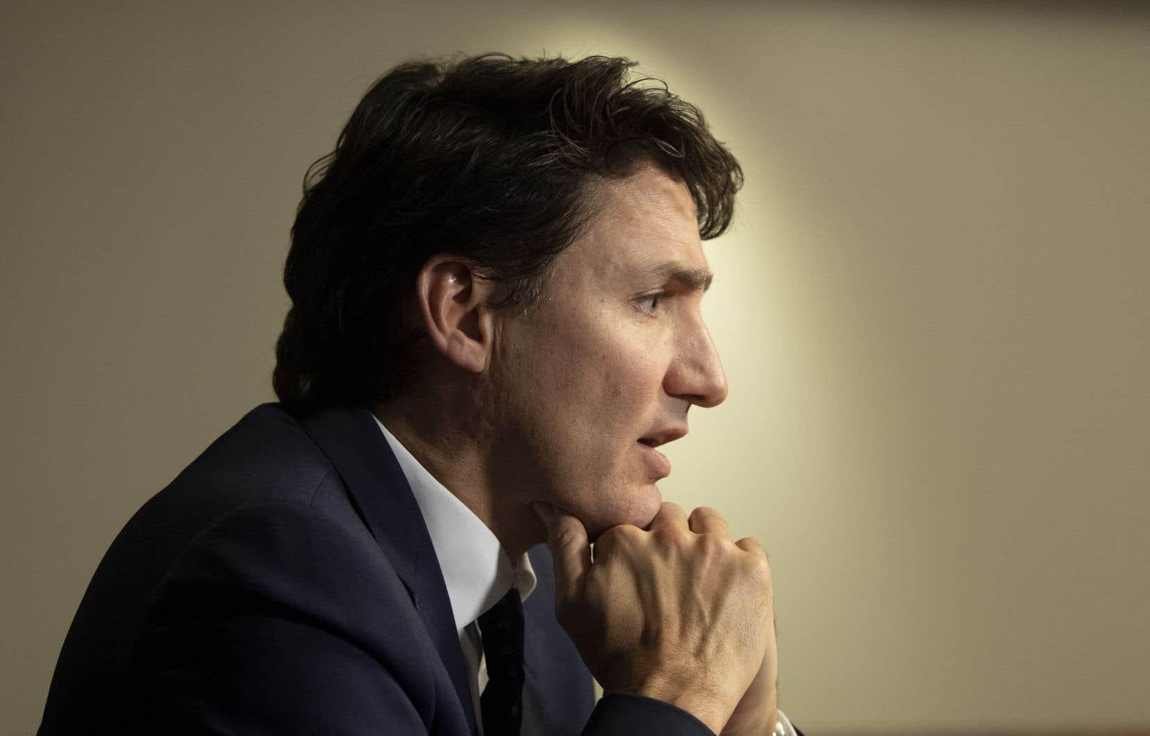 Le premier ministre assure que des pays alliés continuent de mettre de la pression sur la Chine pour libérer MM.Kovrig et Spavor.