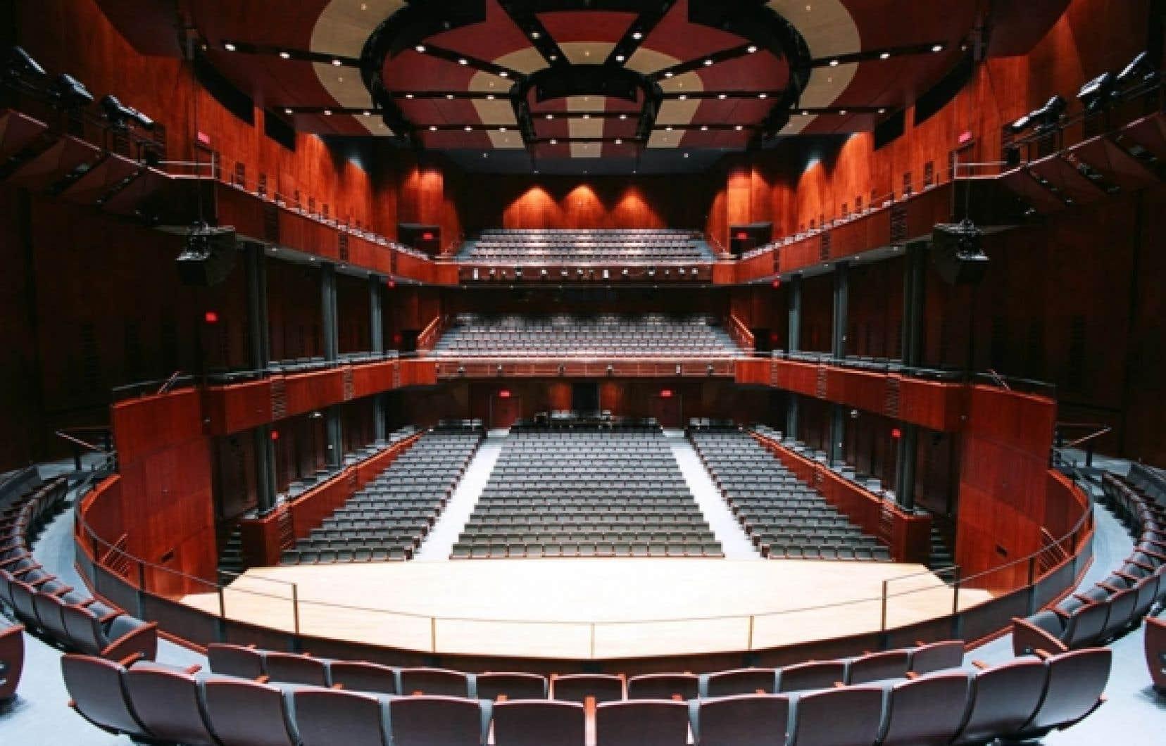 Le Palais Montcalm serait l'une des cinq meilleures salles de musique au monde. <br />