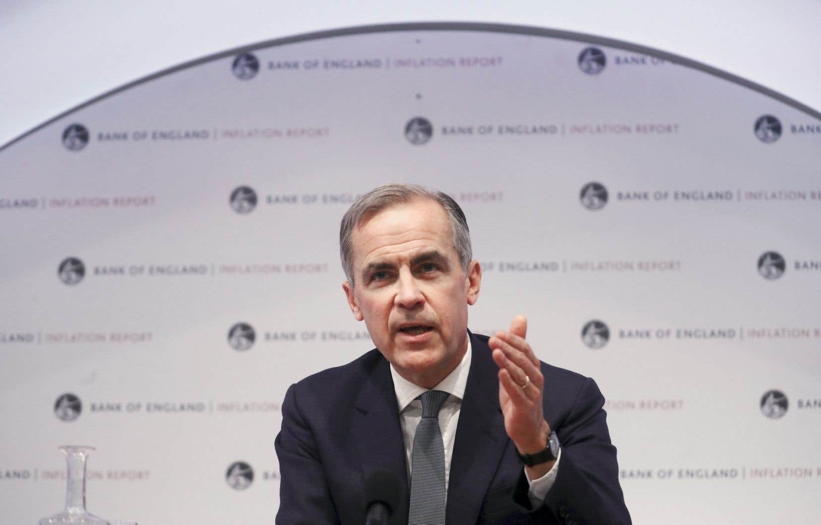 Ces derniers mois, le gouverneur de la Banque d'Angleterre, Mark Carney, s'est illustré par ses positions à l'égard des cryptomonnaies et par son engagement en faveur du climat.