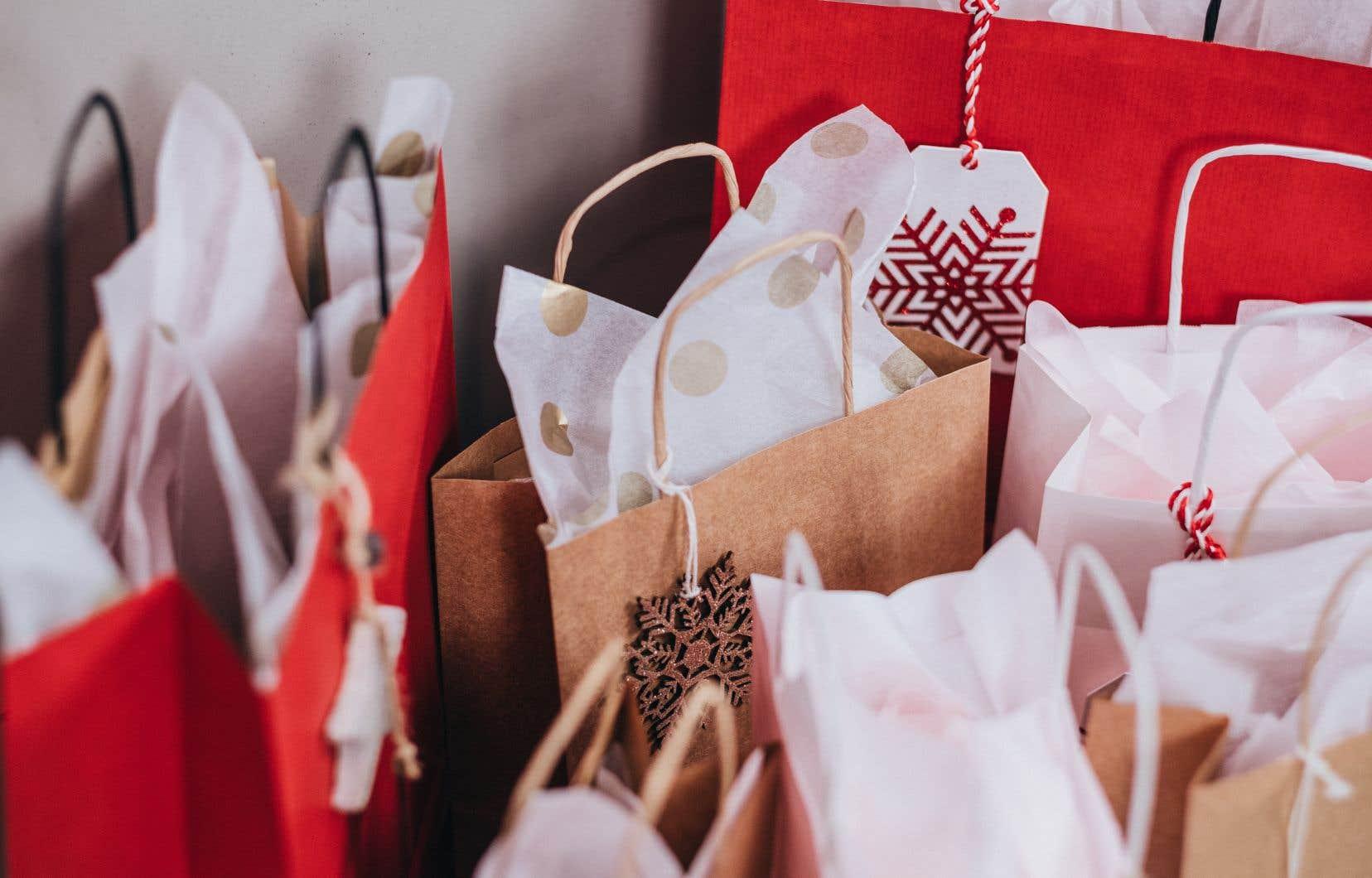 Un emballage soigné ne va que rendre plus attrayant le cadeau.