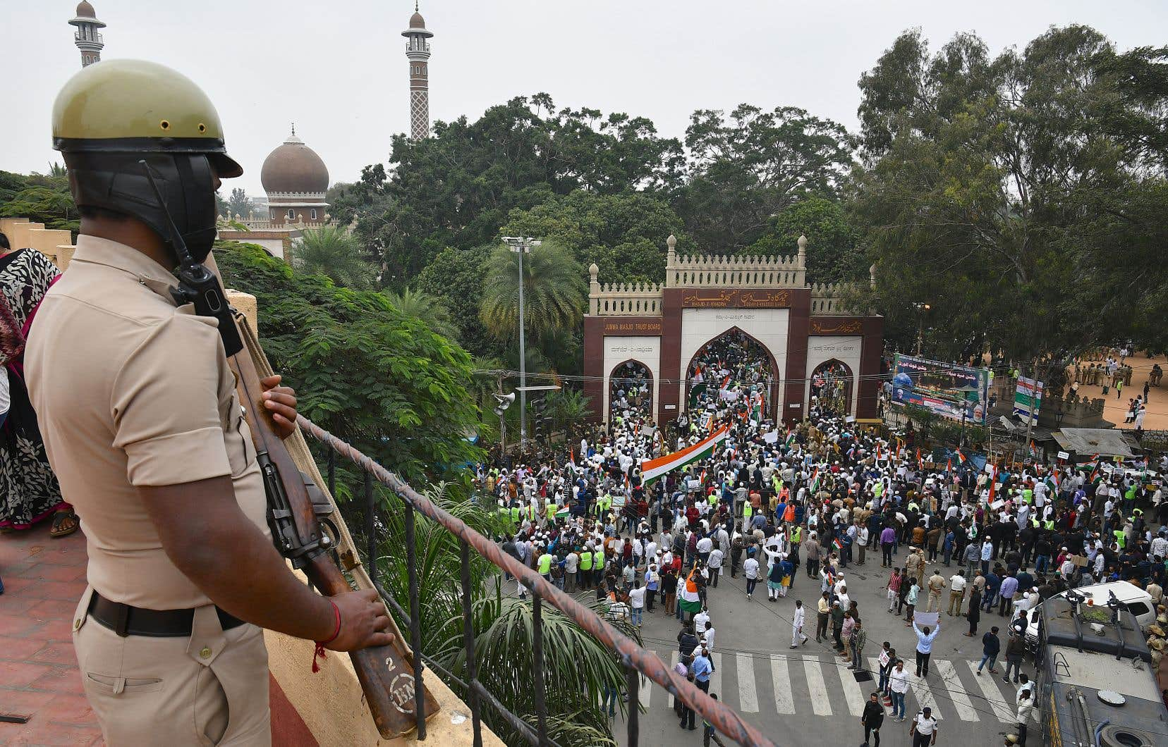 La mobilisation fait rage depuis près de deux semaines et a déjà fait au moins 25 morts, en grande partie tués par balles.
