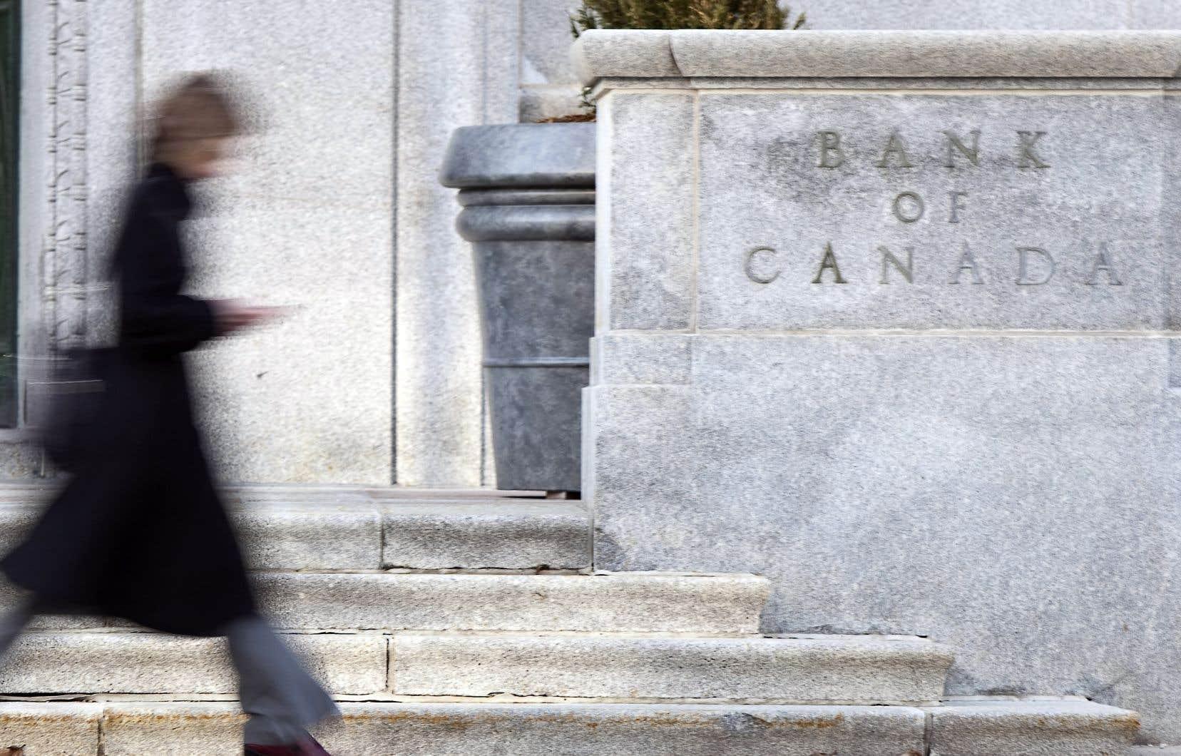 La Banque du Canada a maintenu son taux directeur à 1,75% depuis octobre 2018.