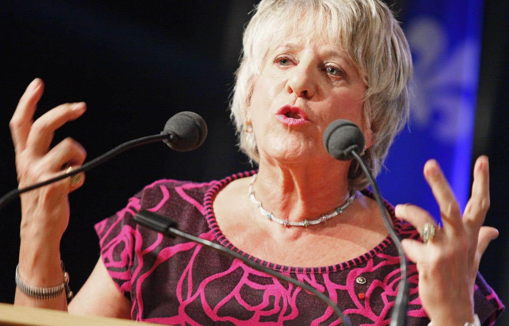 Denise Bombardier garde en mémoire la pluie d'insultes et de chroniques d'opinion qui ont déferlé à son sujet dans les jours et les années suivant la diffusion de l'émission dans laquelle elle s'indignait du penchant pour les jeunes garçons et les jeunes filles de Gabriel Matzneff.