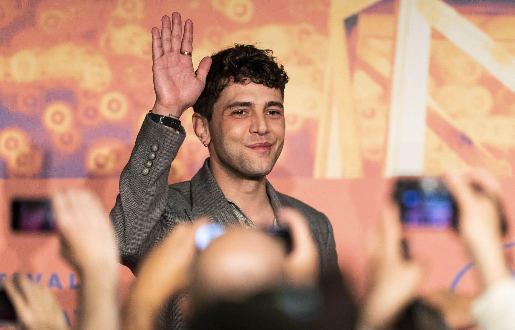 Le cinéaste et acteur Xavier Dolan a été nommé «pour son talent qui lui a valu une reconnaissance internationale».