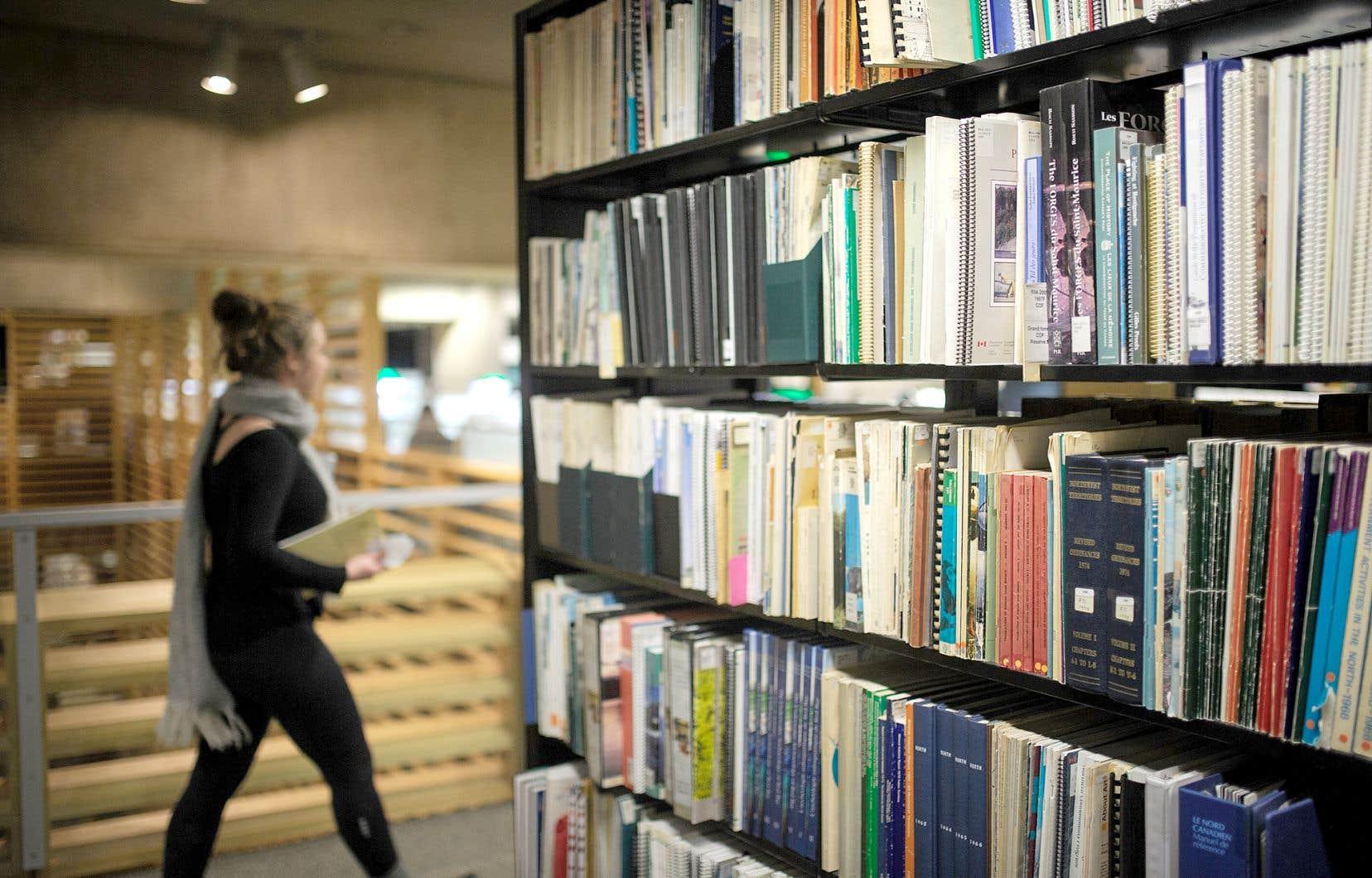 Huit romans québécois figurent parmi les vingt les plus empruntés cette année à BAnQ.