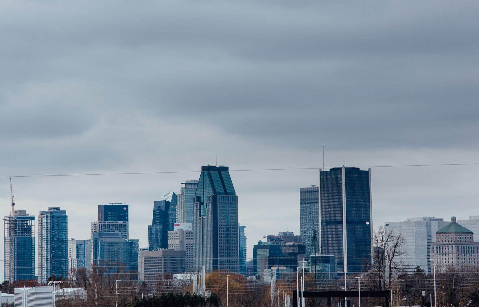La tempête doit atteindre le sud-ouest du Québec en mi-journée, lundi.