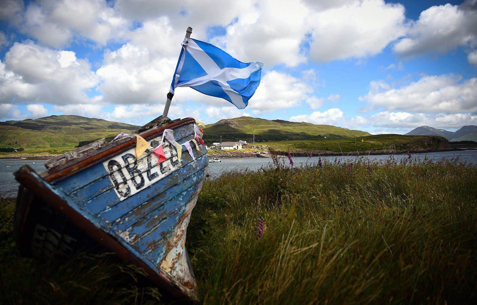 La campagne des conservateurs en Écosse a été marquée par des attaques contre les souverainistes.