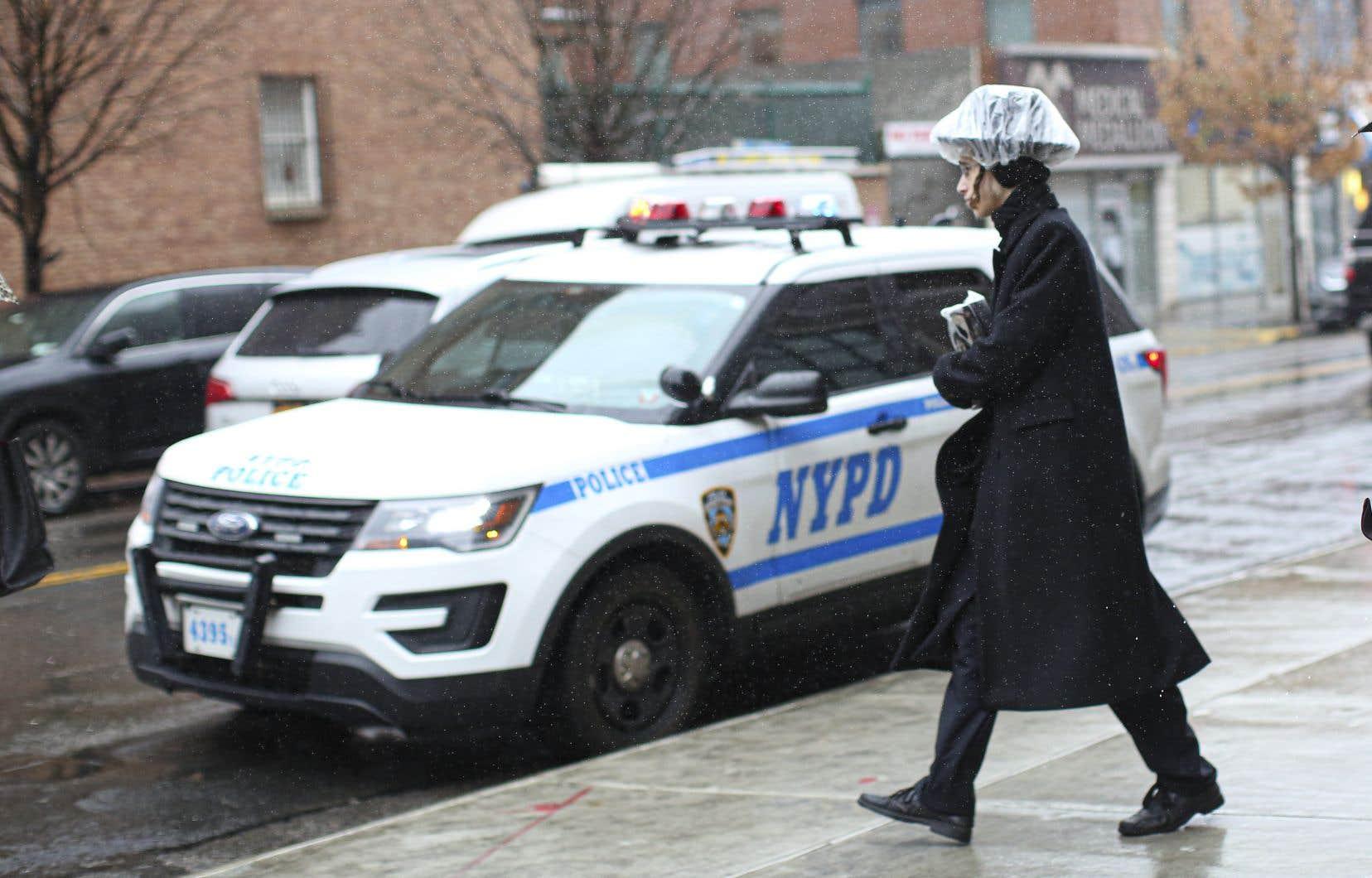Grafton Thomasest accusé d'avoir pénétré samedi soir chez un rabbin armé,selon un témoin, d'un «grand couteau, comme une machette ou un sabre».