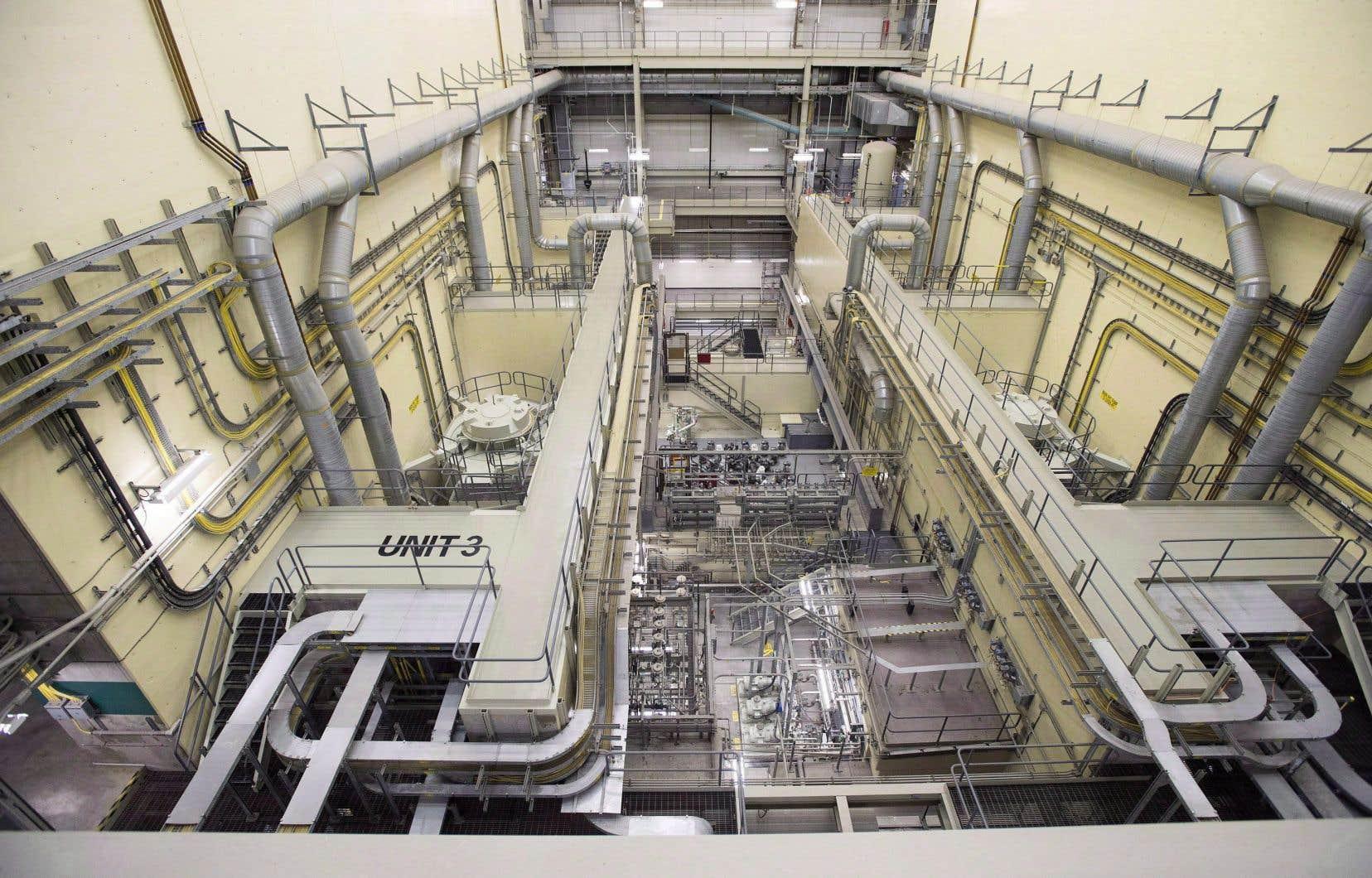 Le gouvernement du Nouveau-Brunswick a annoncé l'an dernier un engagement de 10millions de dollars pour la recherche dans le secteur nucléaire.