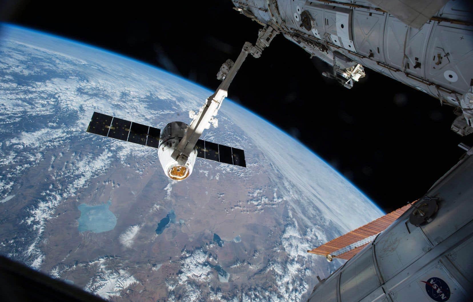 MDA est passée d'une «start-up»établie en Colombie-Britannique à une entreprise de technologie spatiale de classe mondiale et à un point d'ancrage du programme spatial canadien.