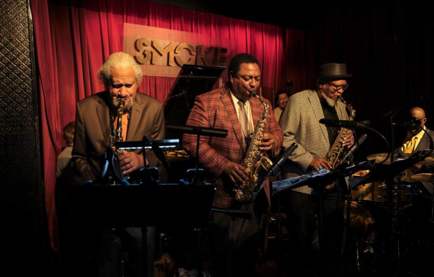 «Bird at 100», qui réunit Bobby Watson, Gary Bartz et Vincent Herring, a été enregistré au club new-yorkais Smoke.