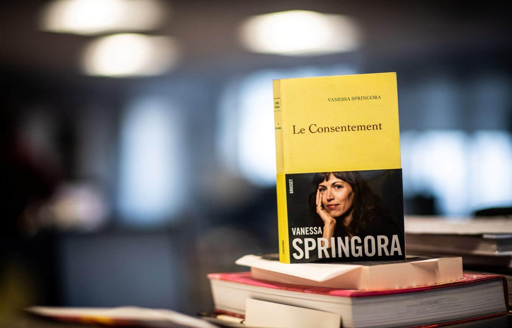 Avec son livre «Le Consentement»,Vanessa Springora est la première à témoigner parmi les adolescentes séduites par Gabriel Matzneff.
