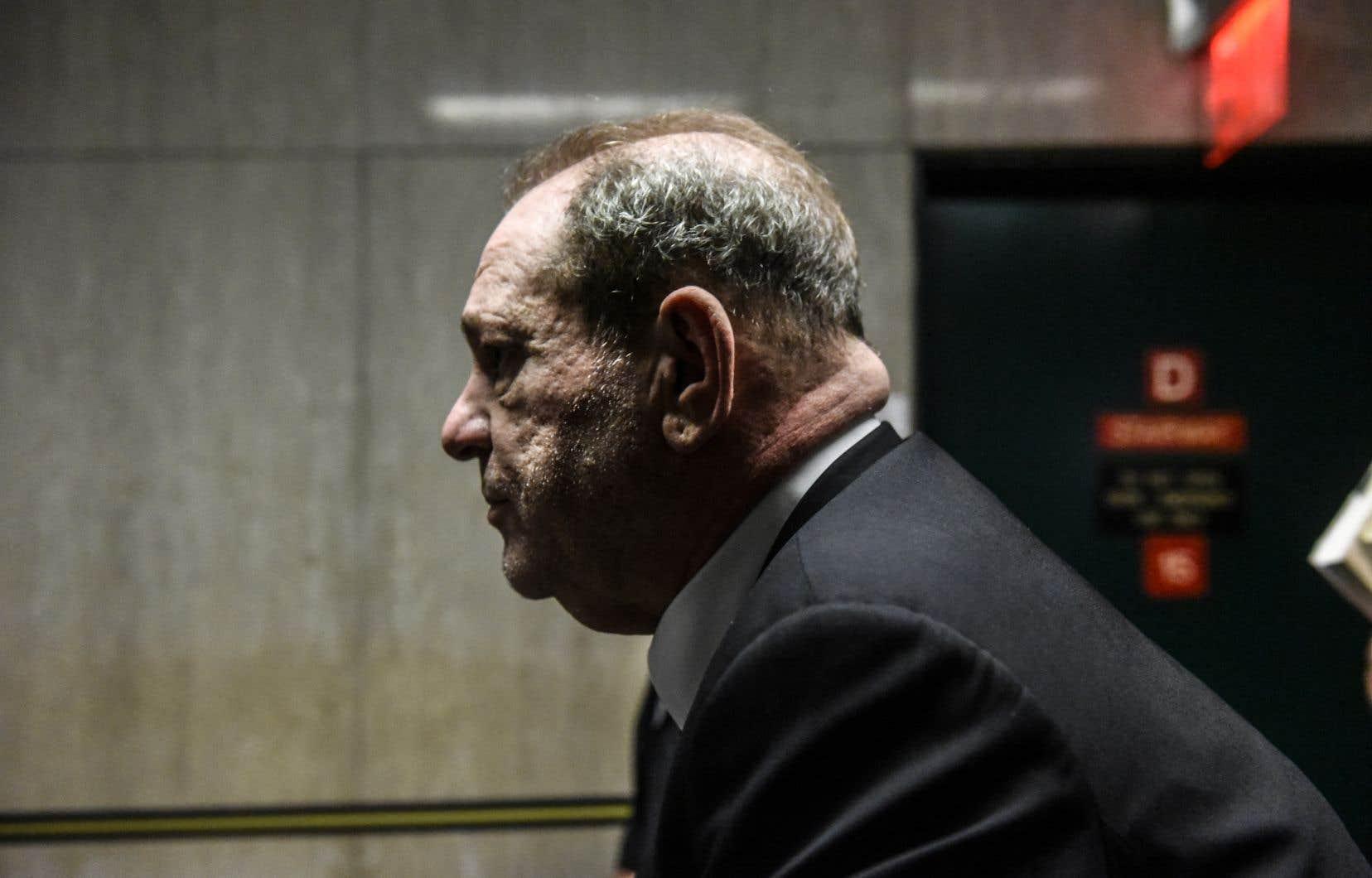 Le procès de Harvey Weinstein à New York s'ouvrait aujourd'hui.
