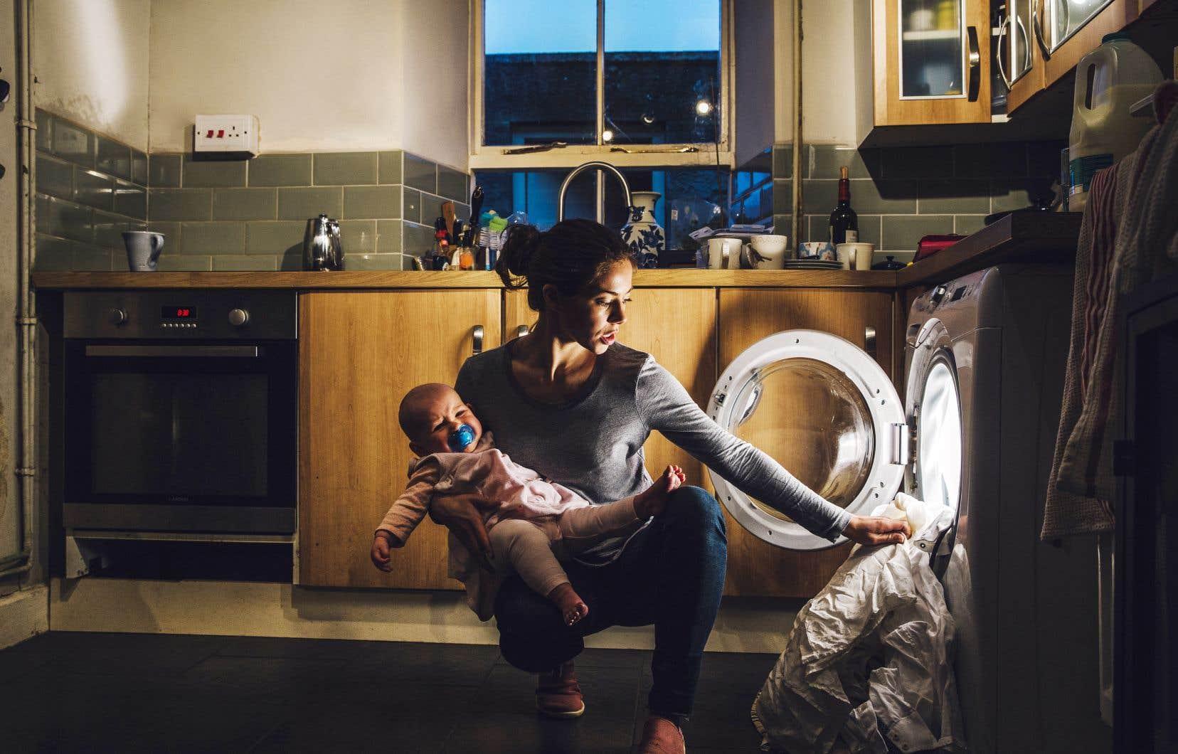 Les Retraités Et Les Femmes à La Maison Des Inactifs Le