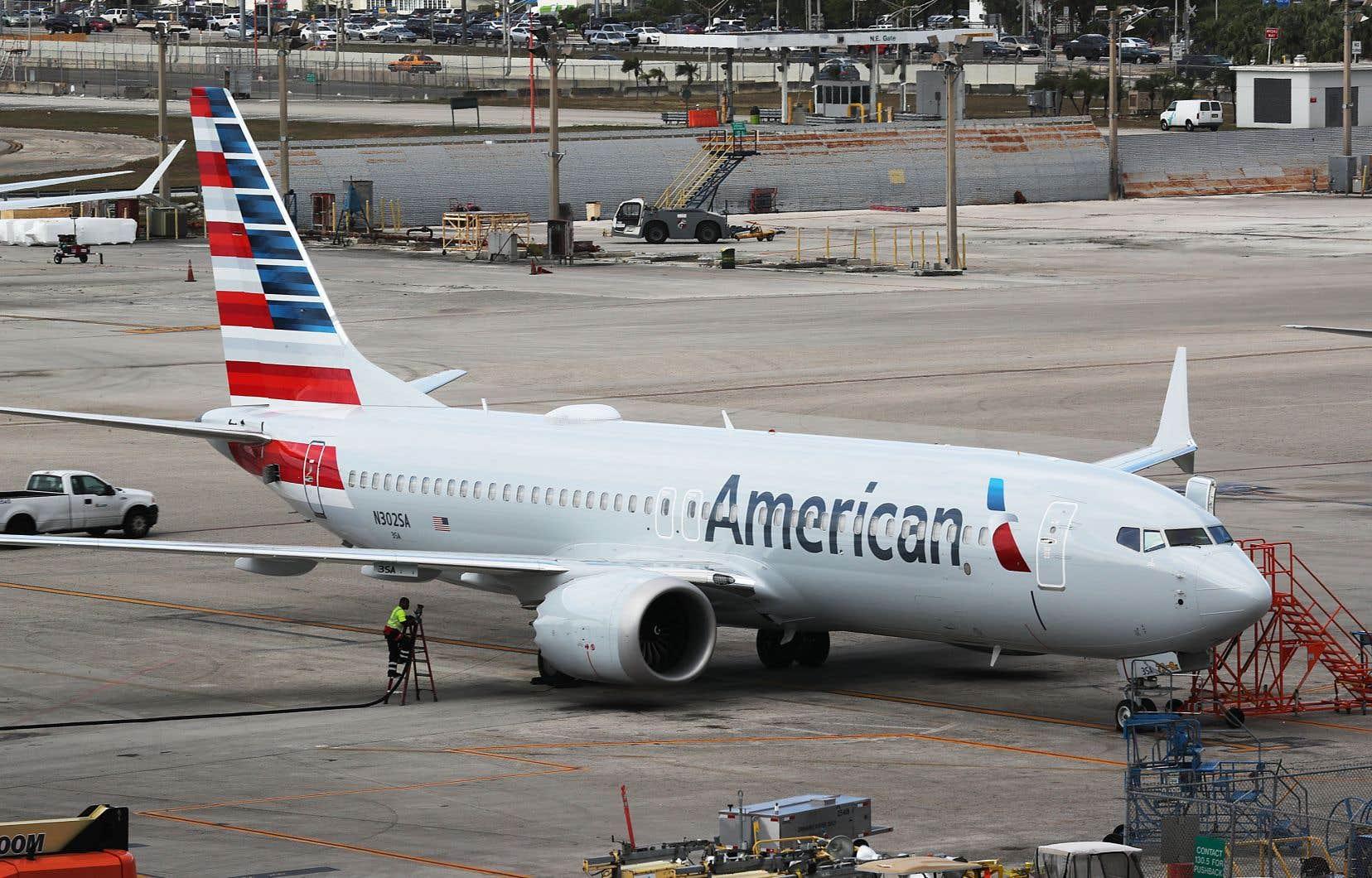 Boeing avait prévu des dépenses de 5,6milliards pour les compensations prévues aux compagnies aériennes qui ont dû remplacer le MAX par d'autres modèles.