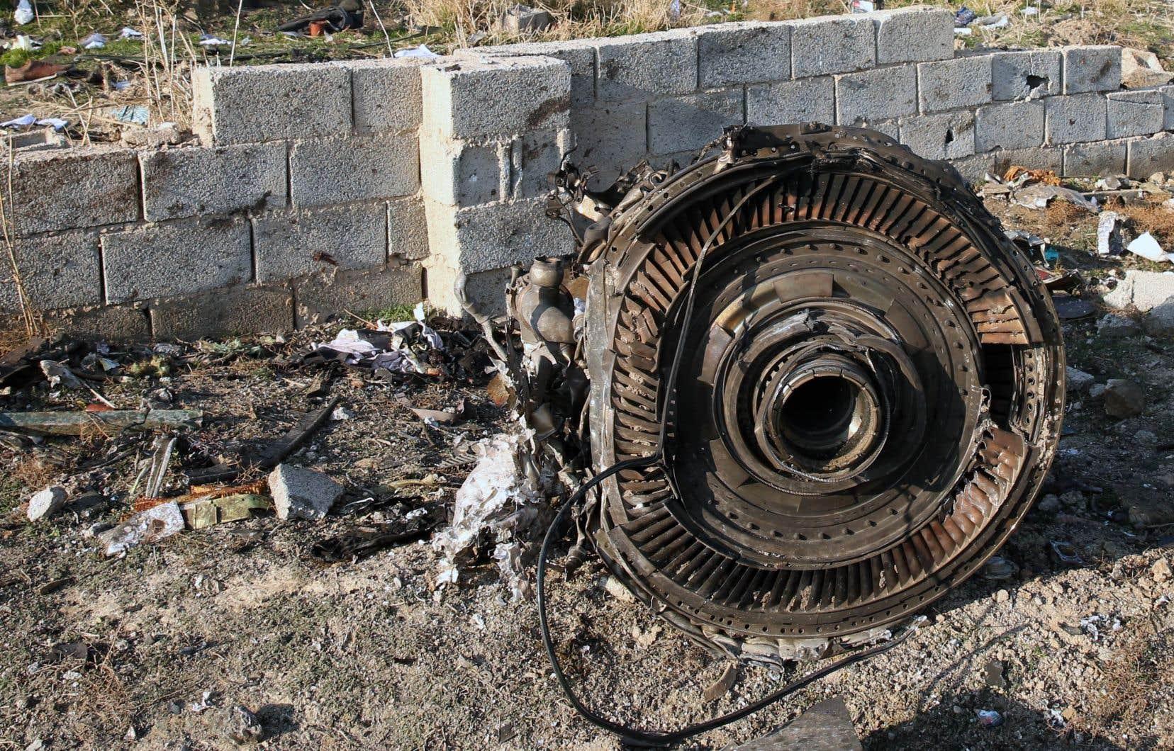 L'avion de ligne de la compagnie privée Ukraine International Airlinesa décollé mercredi matin de Téhéran en direction de Kiev avant de s'écraser deux minutes plus tard, tuant les 176 personnes à bord.