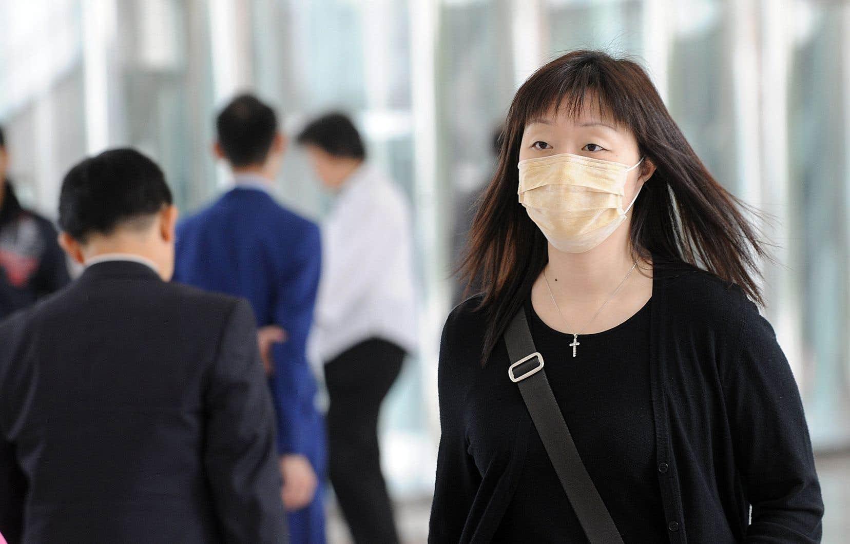 <p>Les autorités chinoises ont écarté une réapparition du SRAS, qui avait fait près de 800 morts au total dans le monde au début des années 2000.</p>