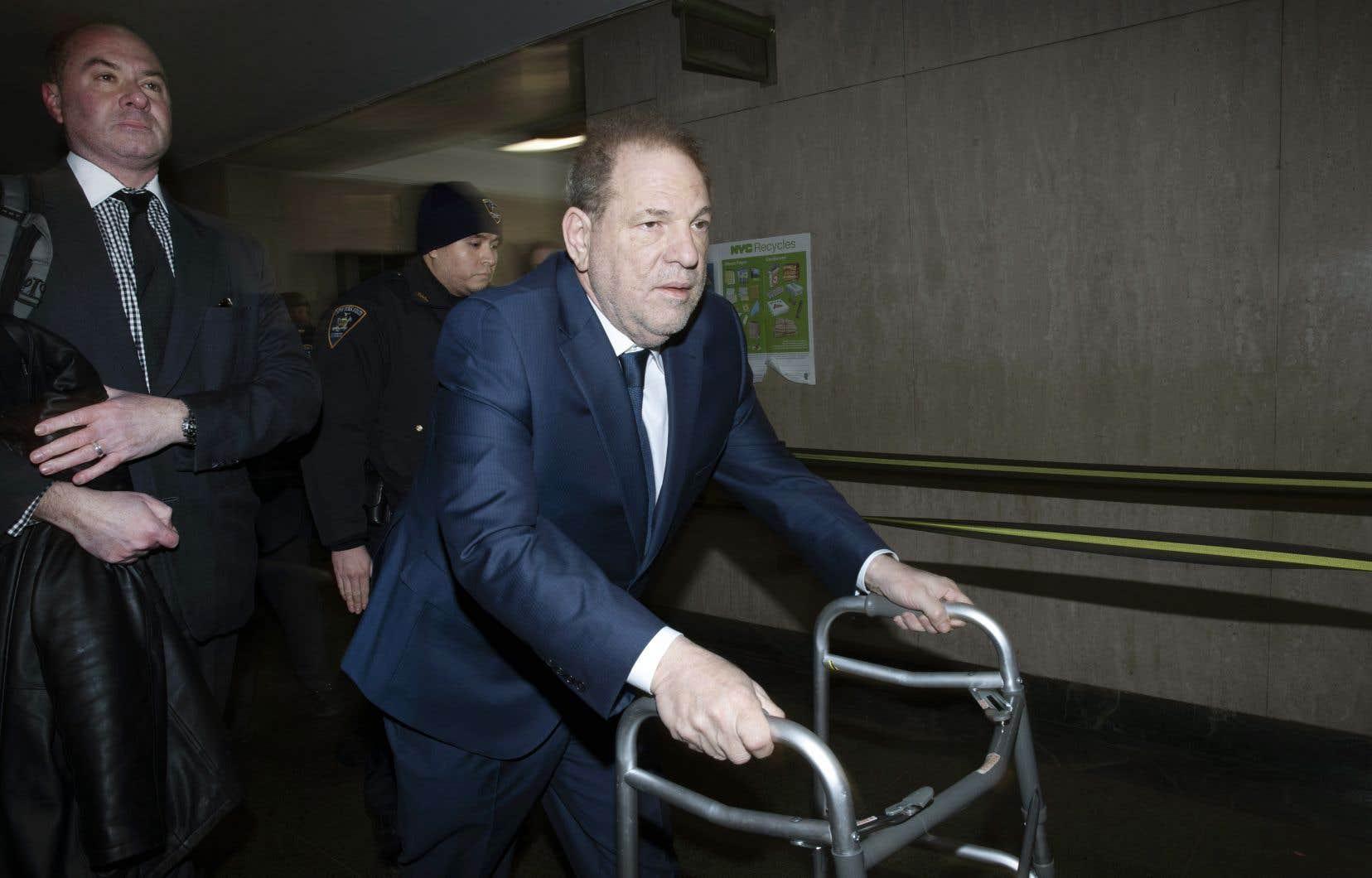 La sélection du jury pour le procès de Harvey Weinstein se poursuit.