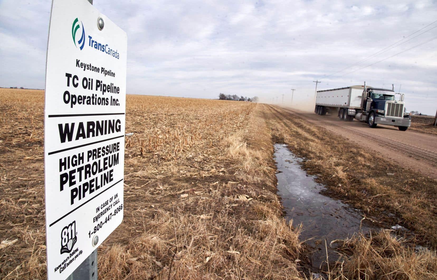 Washington veut accélérer le développement de projets industriels, comme les routes et les oléoducs, en réduisant les études d'impacts environnementaux.