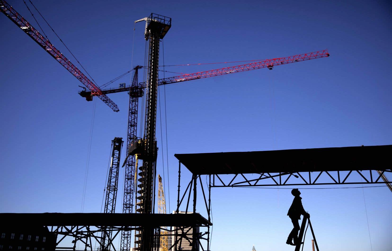 L'industrie de la construction est l'une de celles qui ont le plus grossi leurs rangs en 2019.