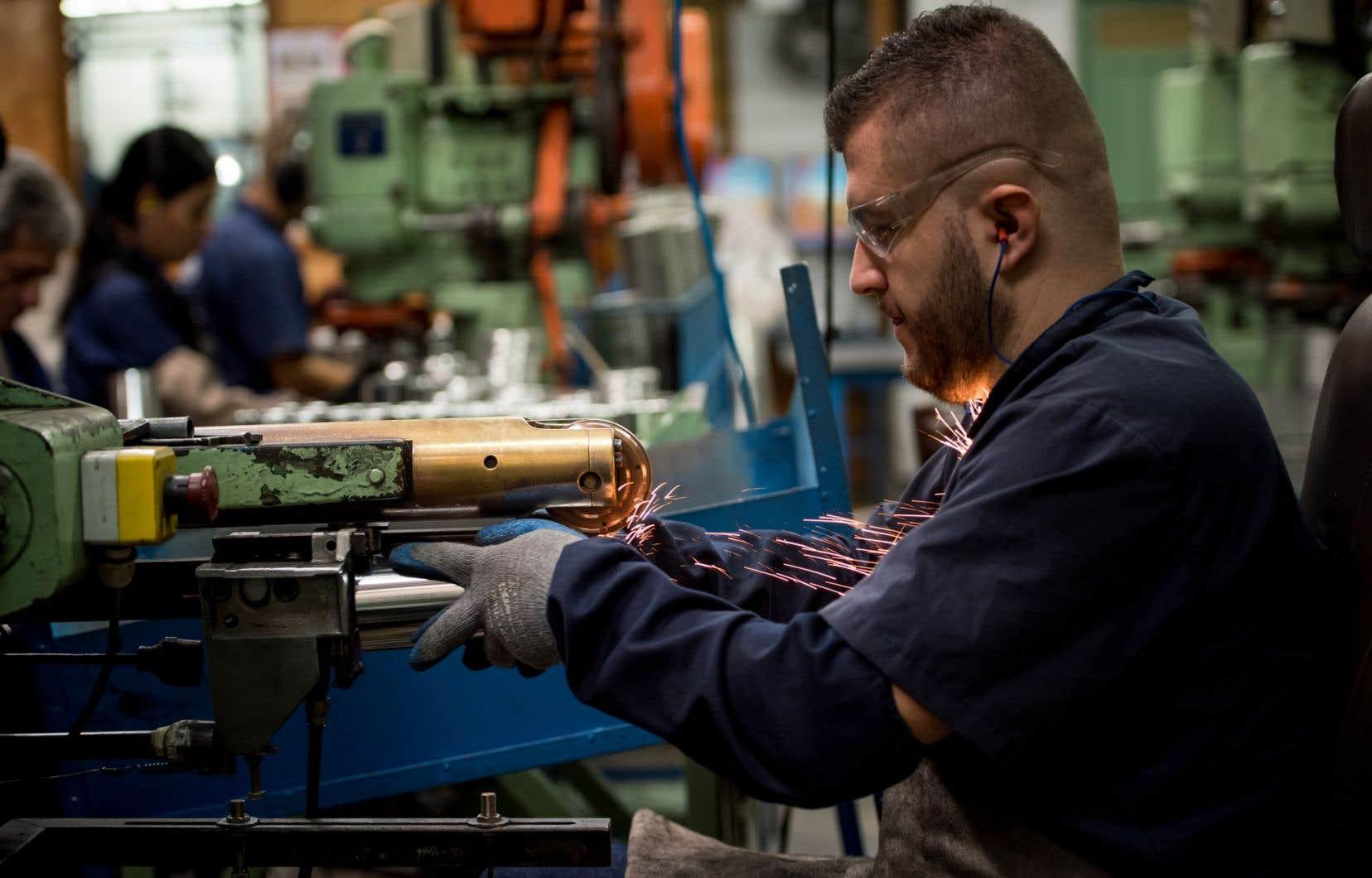 En moyenne, l'économie américaine a créé 175000 emplois chaque mois en 2019.