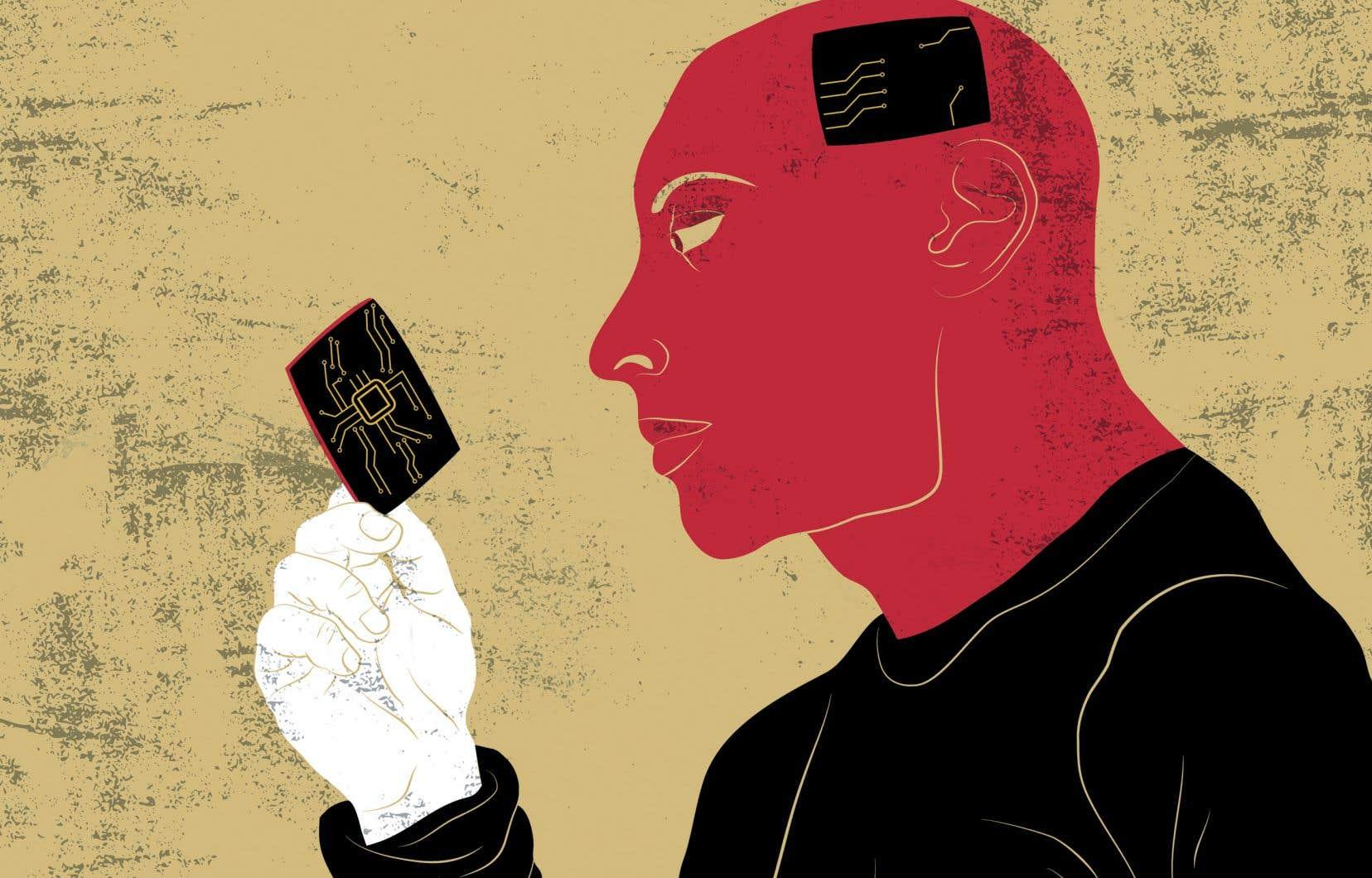Qu'est-ce que l'IA? Une techno-idéologie, surtout, animée par une raison instrumentale extrême dont le propre est de nier l'humain et le réel.
