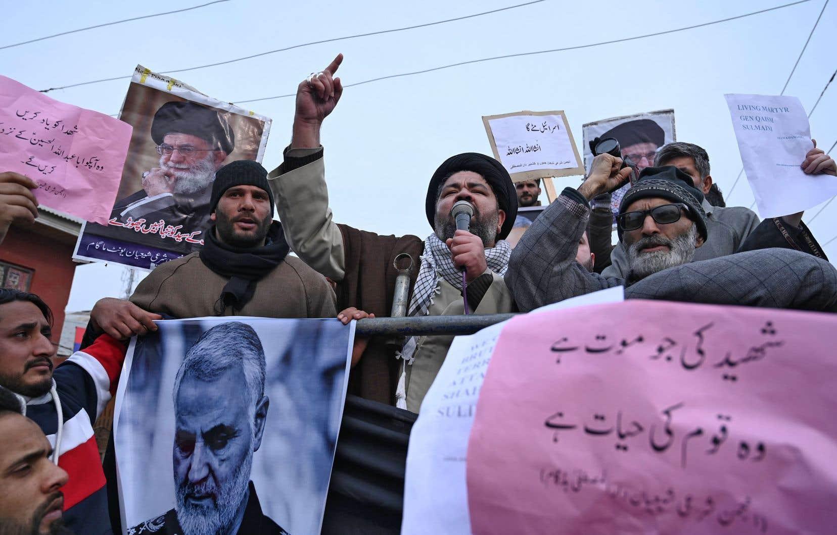 Il y a une très grande instabilité en Irak qui devient une zone d'affrontement indirecte entre les États-Unis et l'Iran.