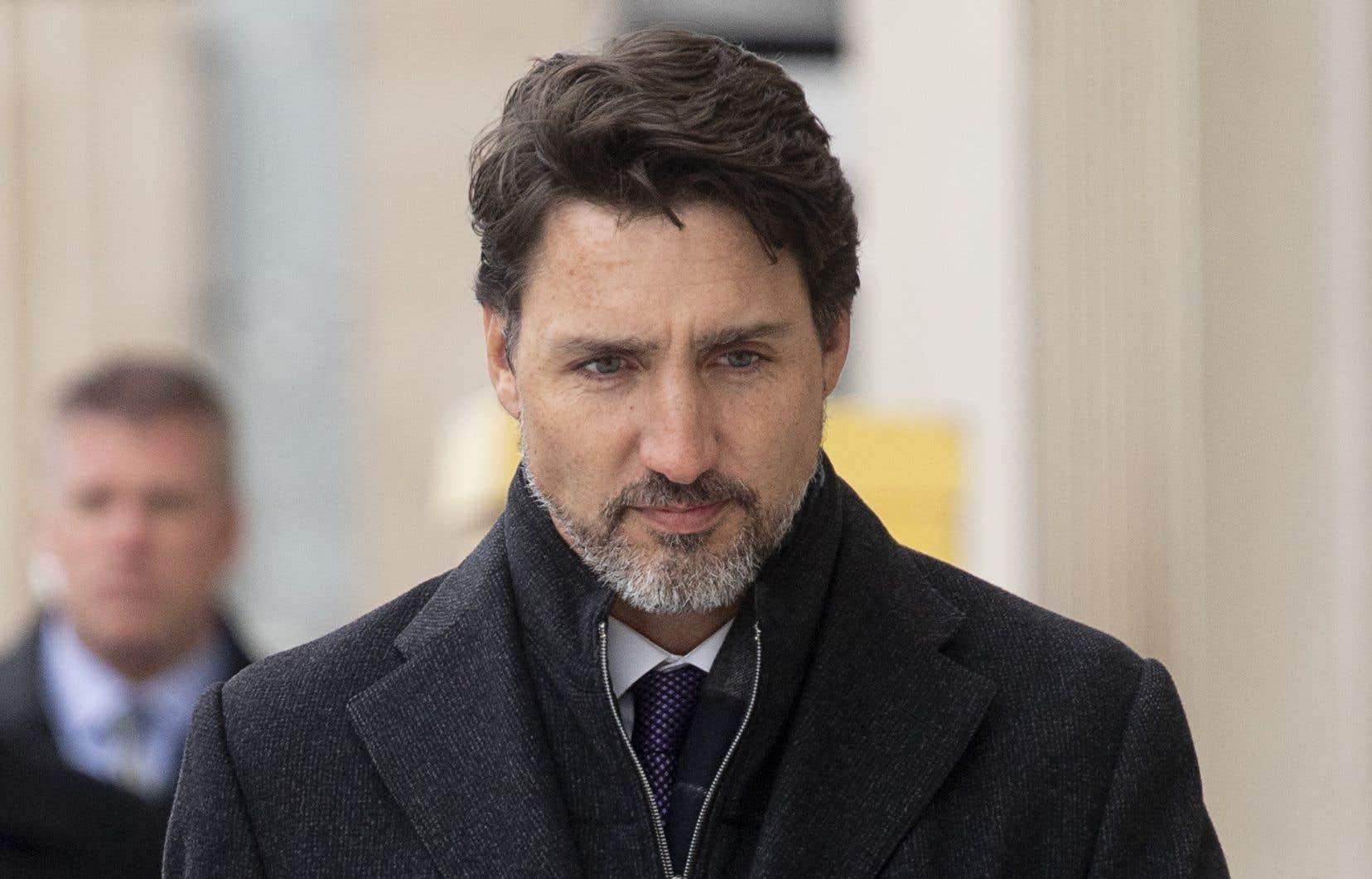 JustinTrudeau a rappelé qu'il s'agissait «d'une tragédie nationale et tous les Canadiens sont dans le deuil».