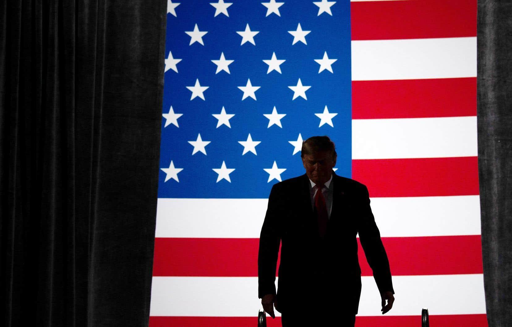 La fin des hostilités devrait stimuler l'économie américaine, un atout pour la campagne de réélection de Donald Trump.