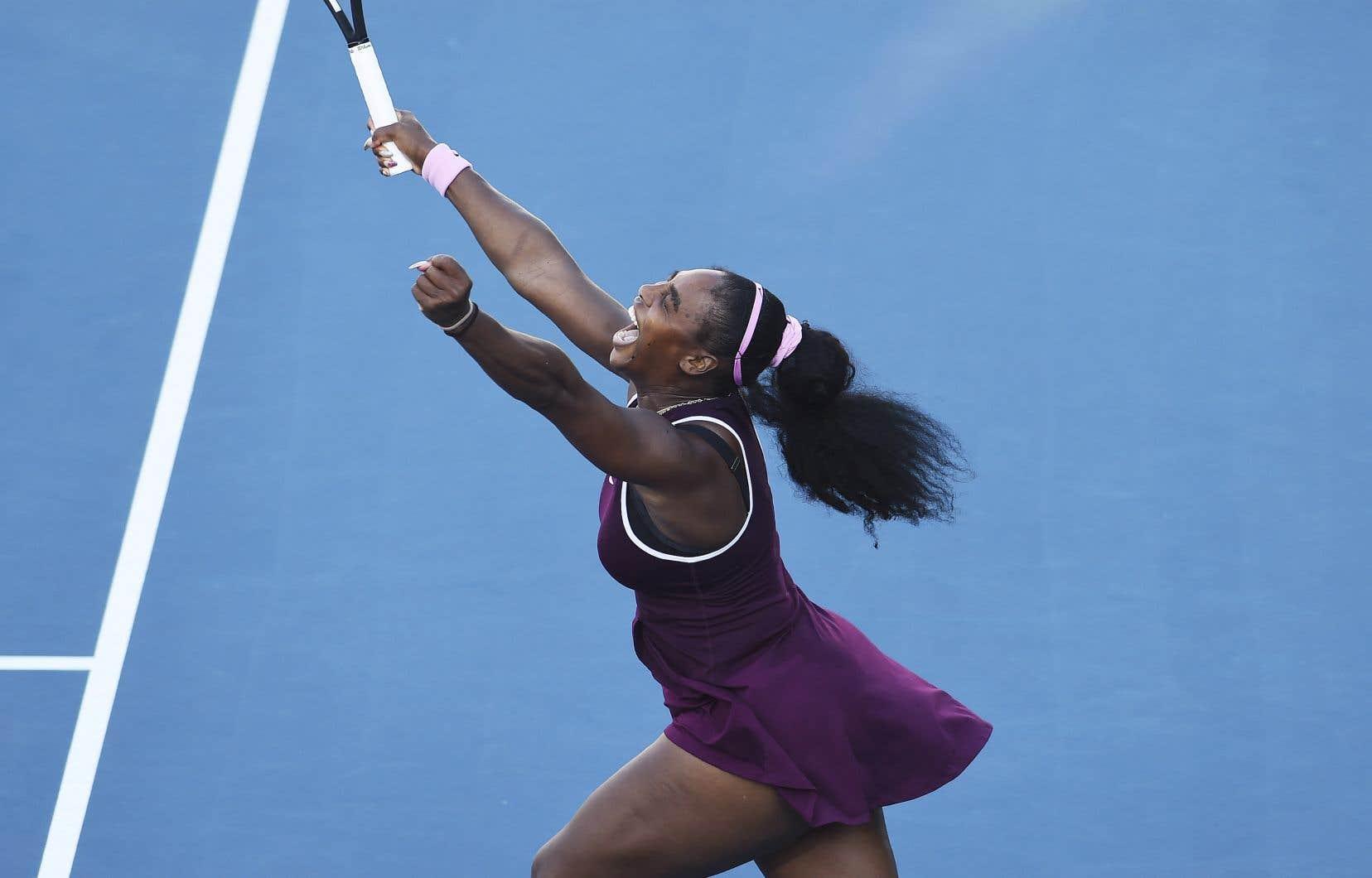 Depuis son retour à la compétition post-maternité, en mars 2018 à Indian Wells, elle avait disputé cinq finales, dont quatre en Grand Chelem, mais les avait toutes perdues.