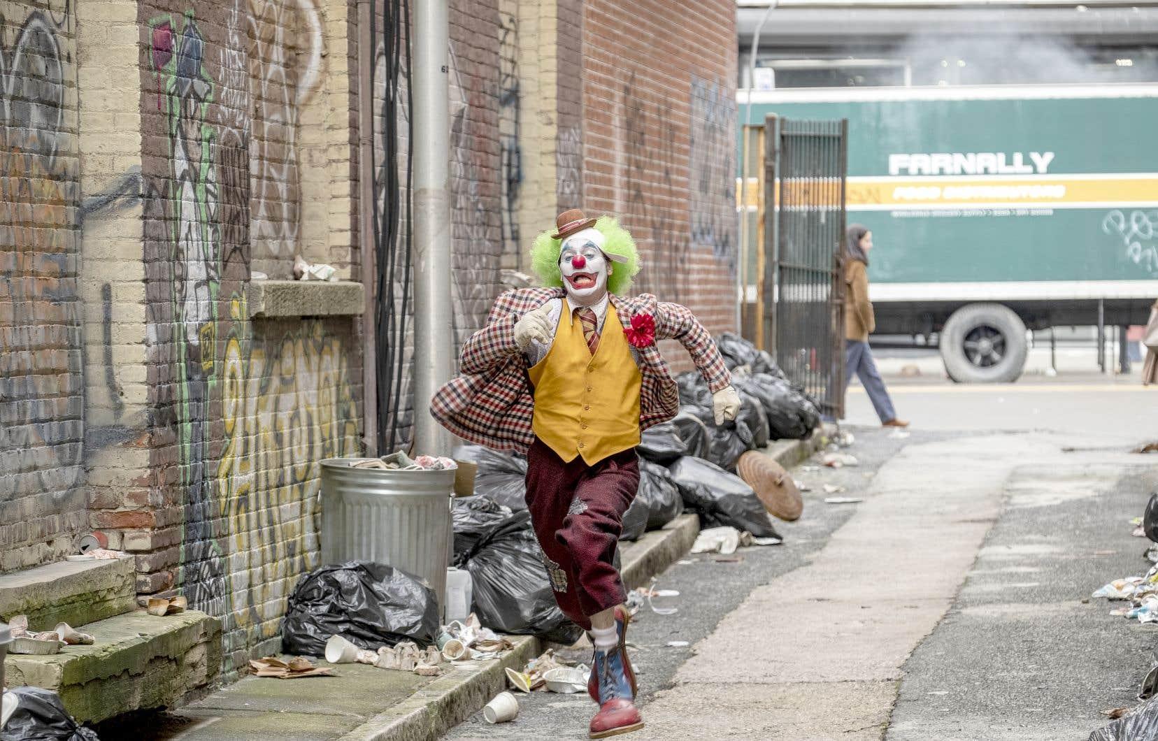 «Joker», de Todd Phillips, est le film cité le plus souvent avec onze nominations au total.