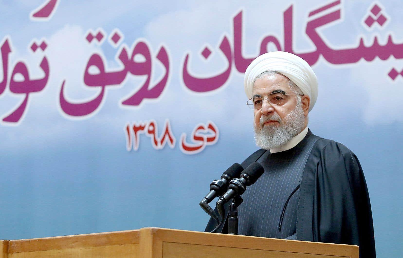 Mardi, le président Hassan Rohani a réaffirmé que son pays devait «punir» tous les responsables du drame.